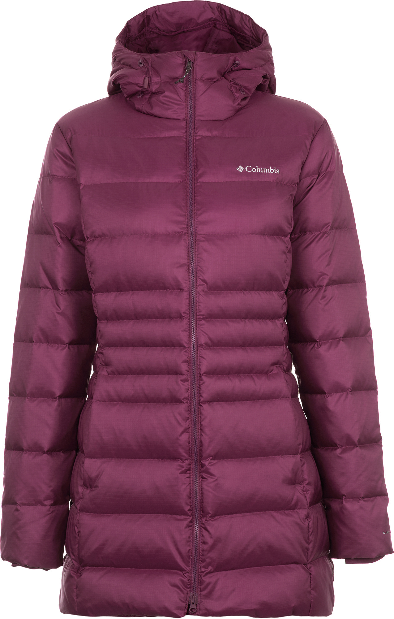 Columbia Куртка пуховая женская Columbia Hellfire, размер 42 цена