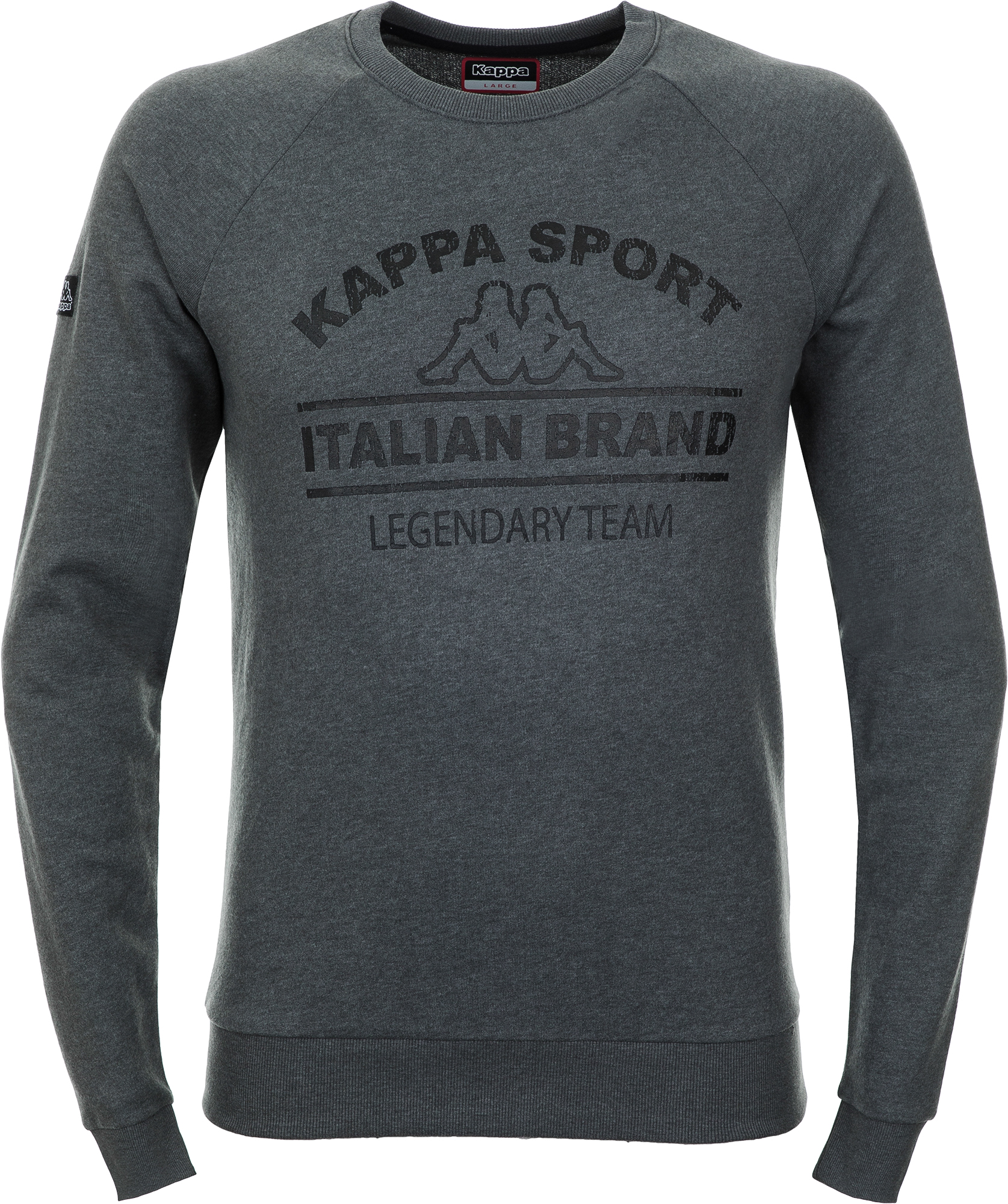 Kappa Джемпер мужской Kappa, размер 52 цена 2017
