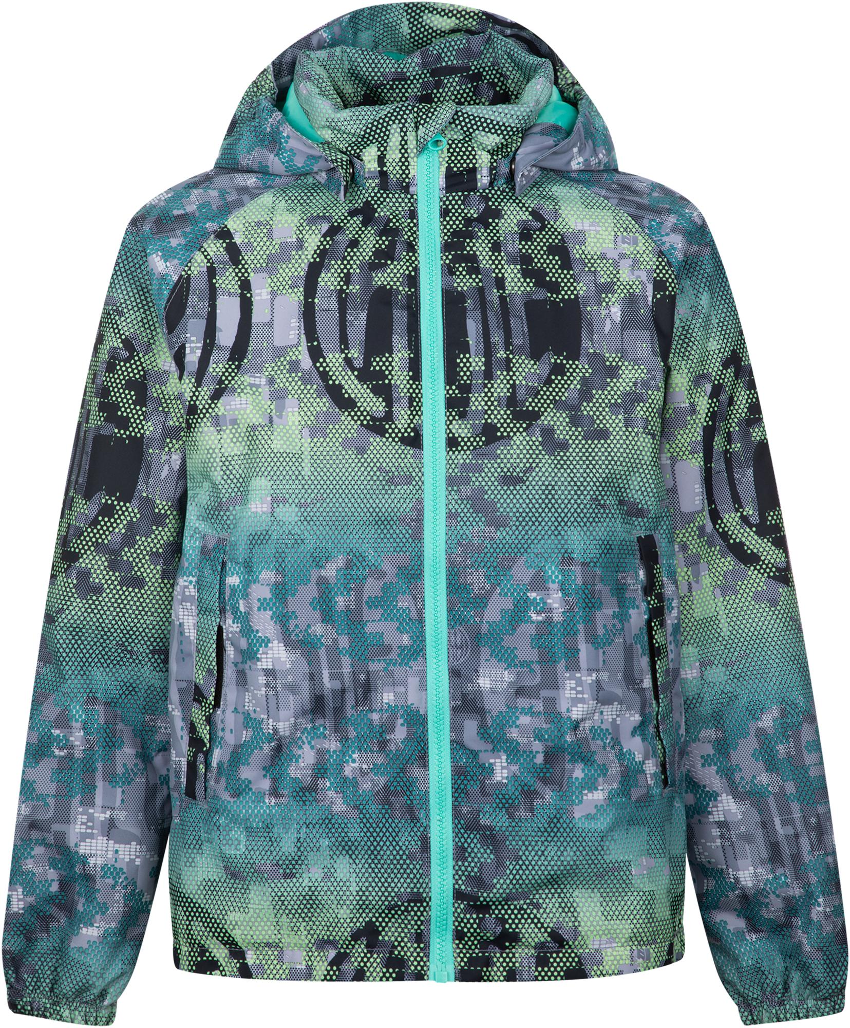 цена на Lassie Куртка утепленная для мальчиков LASSIE Kaspian, размер 122