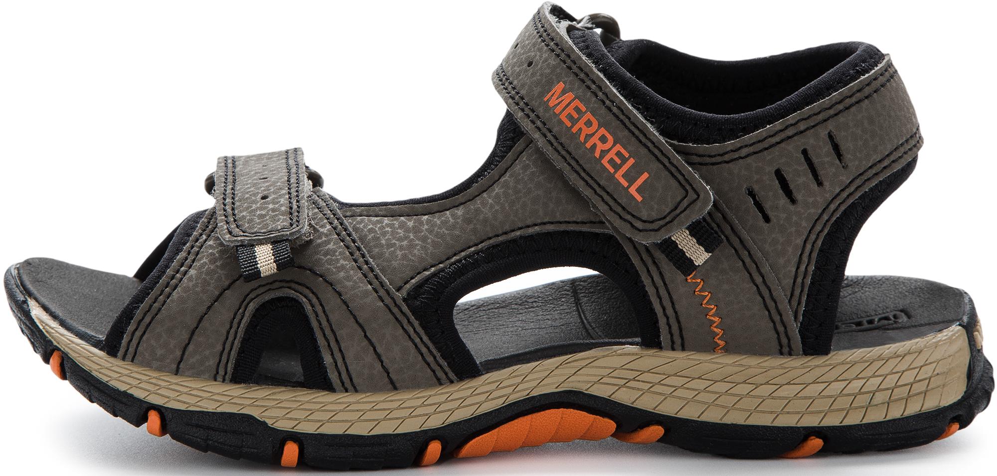 Merrell Сандалии для мальчиков Merrell Panther, размер 33 цена