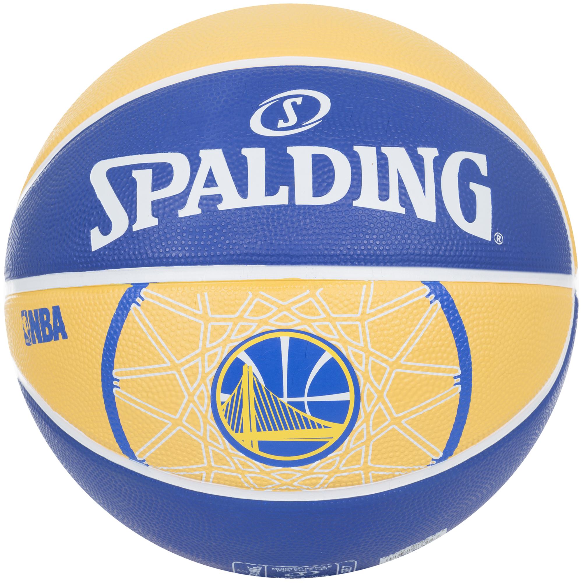 Spalding Мяч баскетбольный Spalding Golden State баскетбольный мяч nike dominate