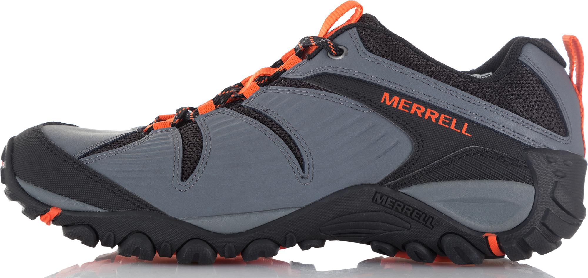 Merrell Полуботинки мужские Merrell Kangri Ltr, размер 46 merrell полуботинки мужские merrell moab adventure lace