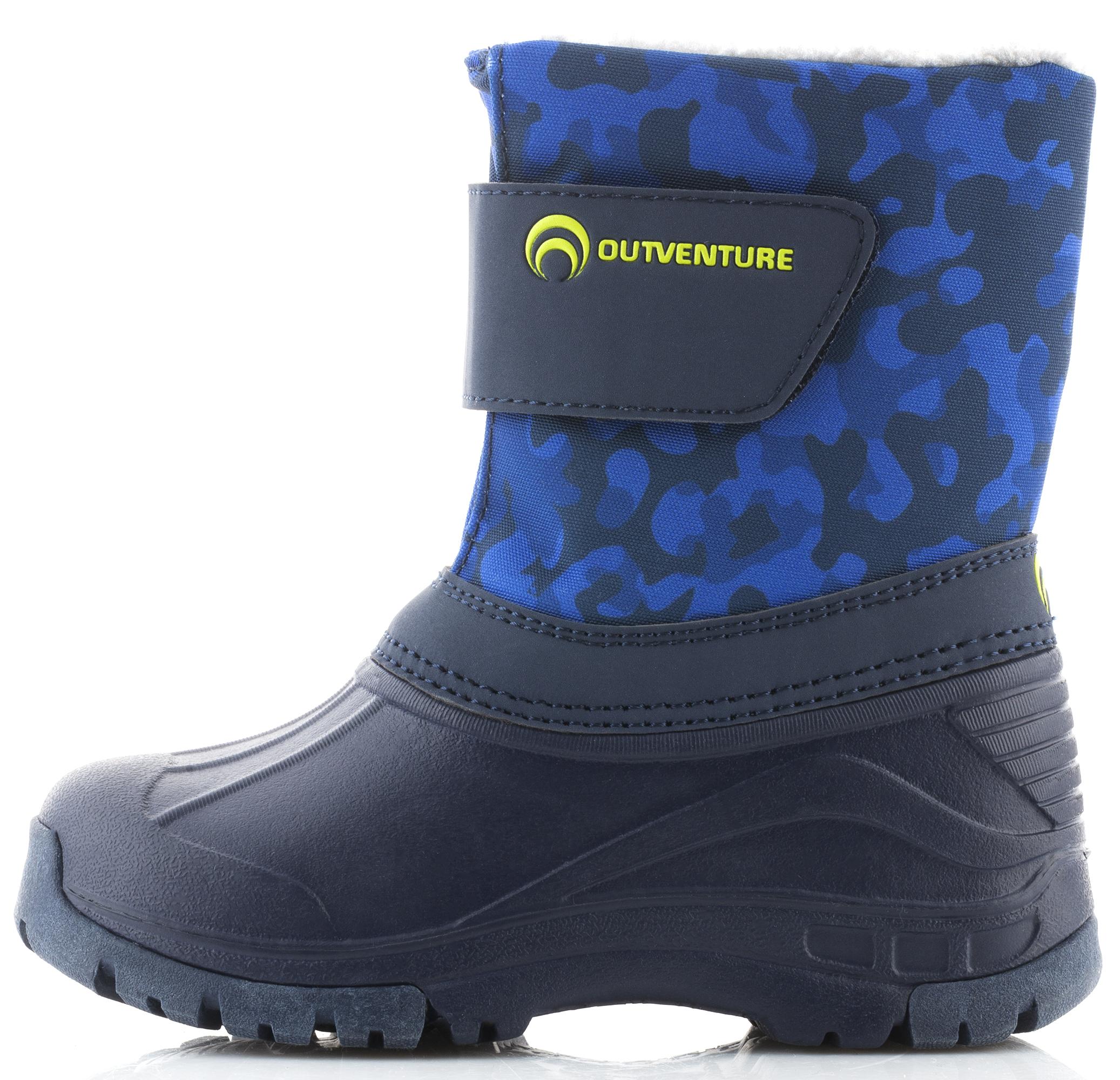 Outventure Сапоги утепленные для мальчиков Outventure Winner outventure ботинки утепленные для мальчиков outventure watersnow
