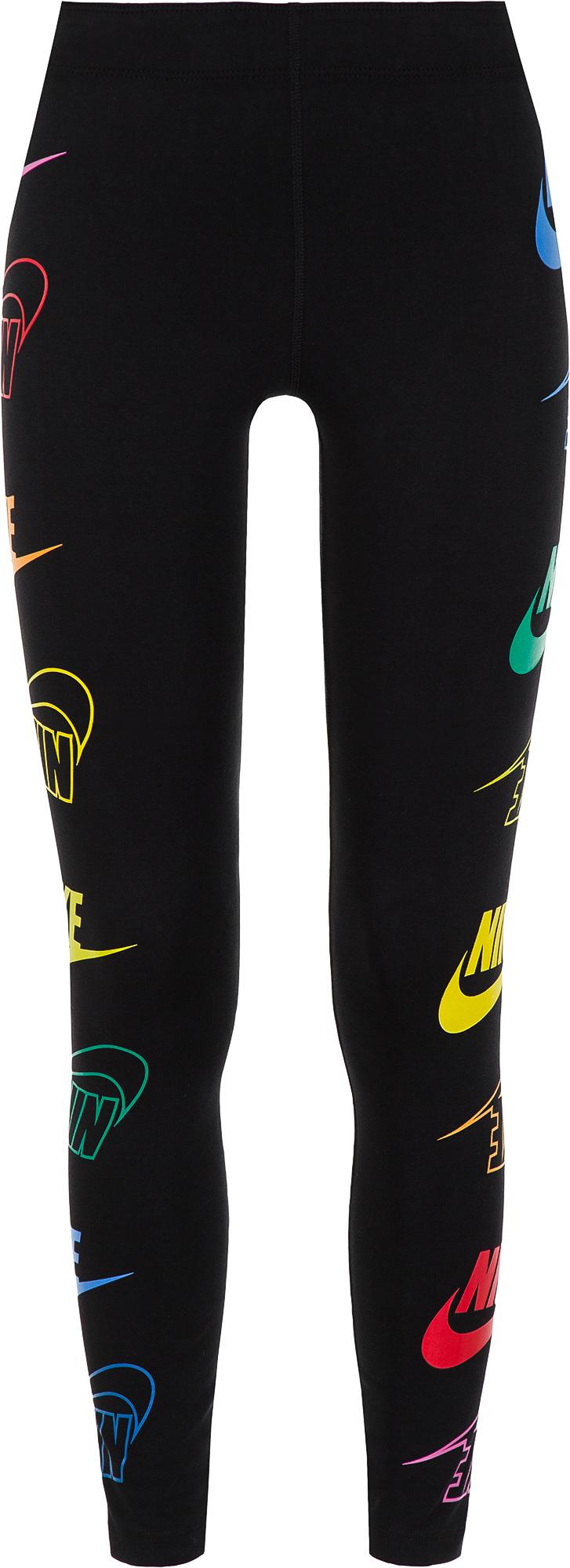 Nike Легинсы женские Nike Leg-A-See, размер 46-48