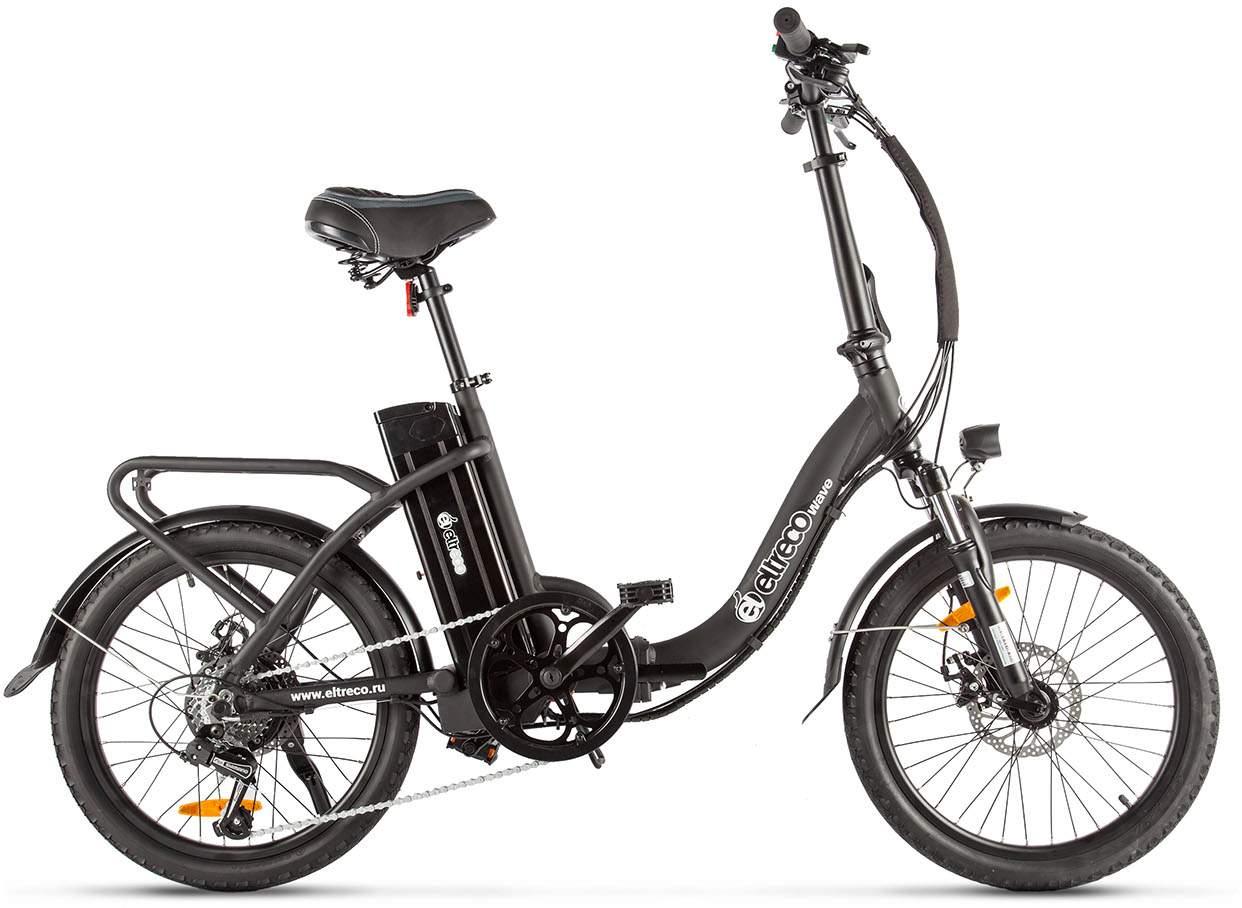 цена на Eltreco Электровелосипед Eltreco Wave 350W