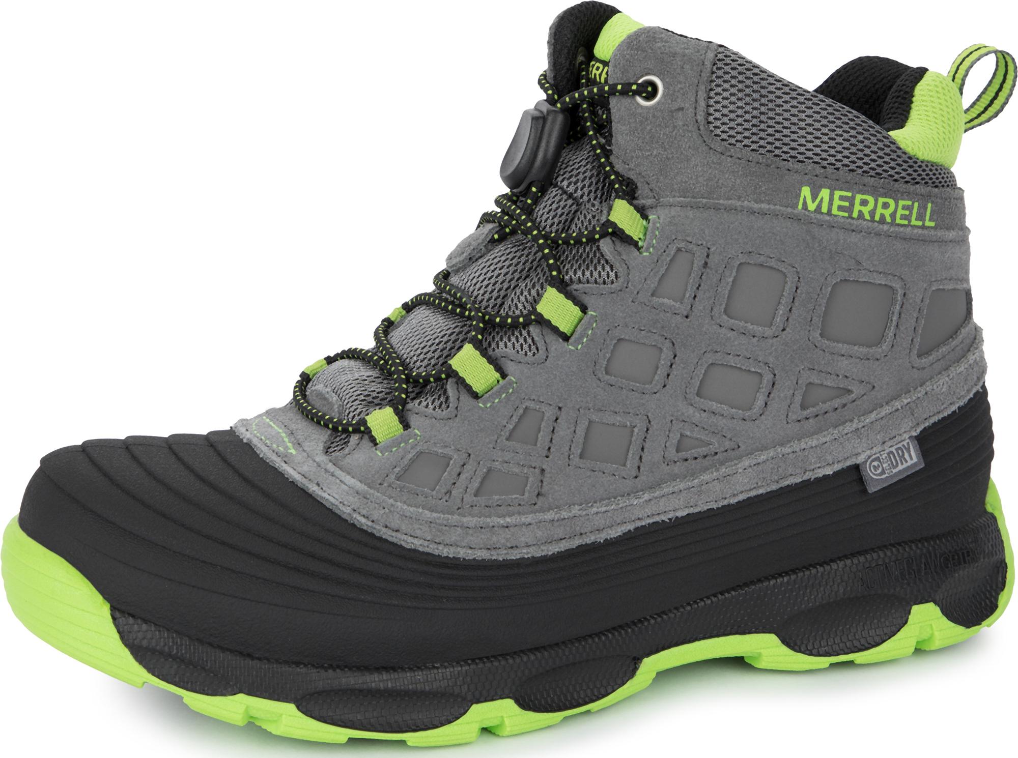 Merrell Ботинки утепленные для мальчиков Merrell M-Thrmoshvr2.0, размер 40,5 цены онлайн