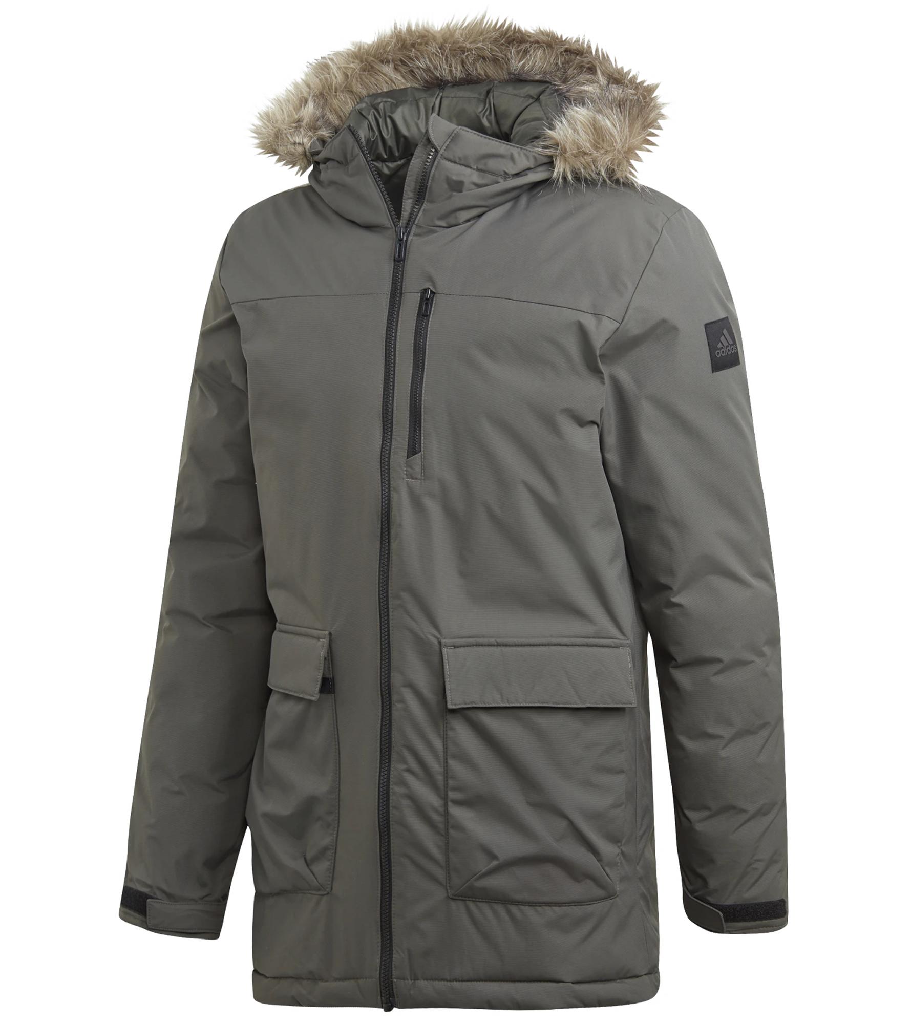 Adidas Куртка утепленная мужская XPLORIC, размер 58