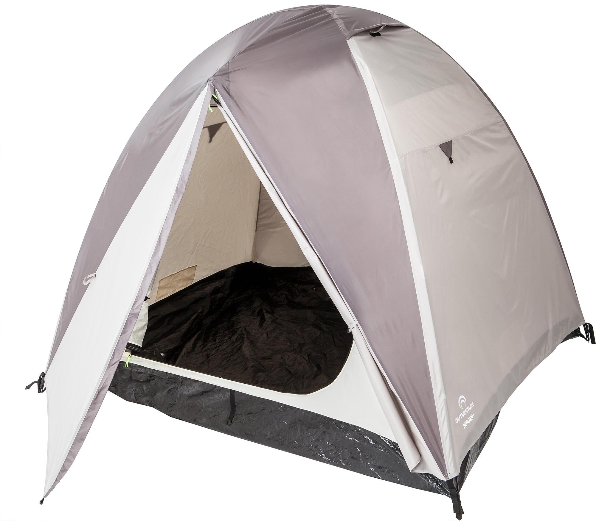 Outventure Палатка 4-местная Outventure Bergen 4 зимняя палатка медведь 4 купить