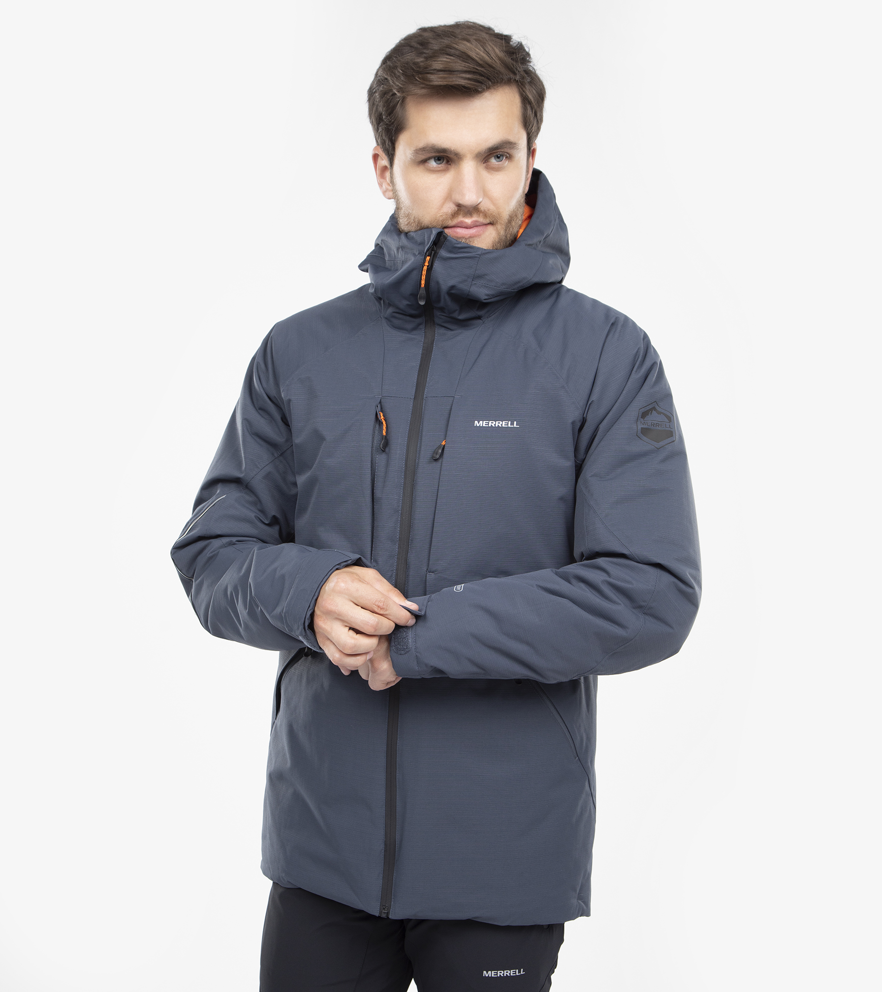 купить Merrell Куртка утепленная мужская Merrell, размер 58 по цене 10999 рублей