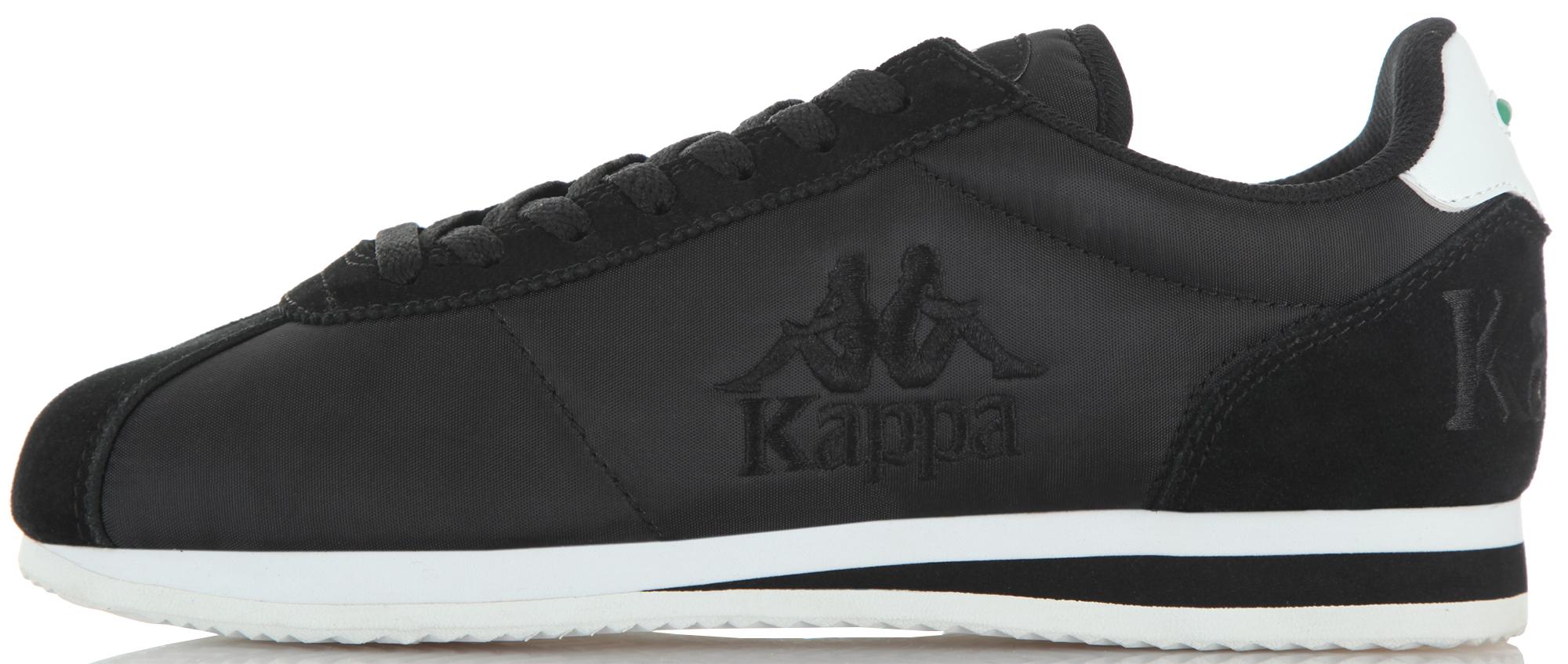Kappa Кроссовки мужские Kappa Alfa, размер 45 kappa кеды мужские kappa teron