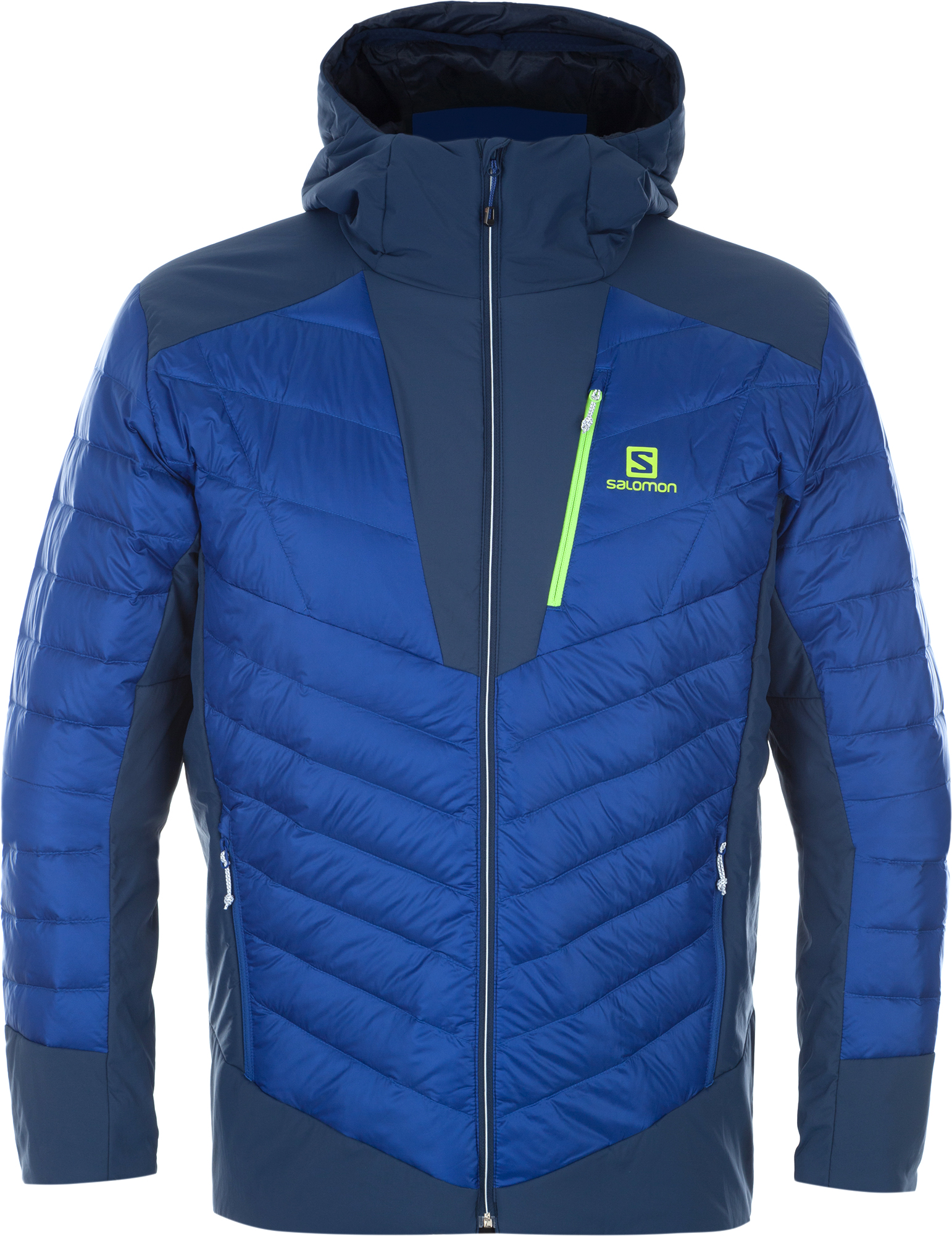 Salomon Куртка пуховая мужская Salomon X Alp salomon перчатки купить
