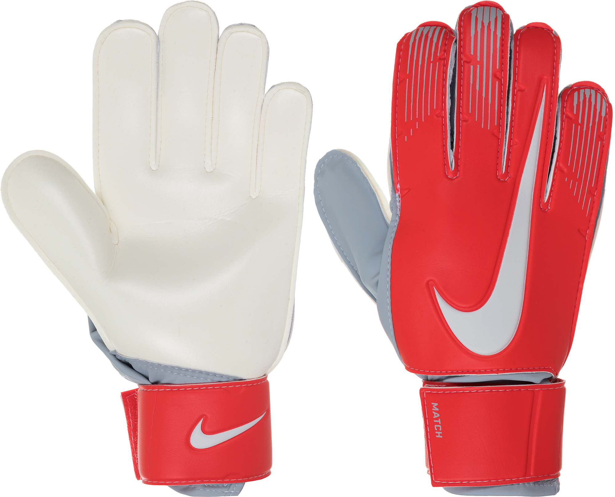 Nike Перчатки вратарские Nike Match Goalkeeper, размер 11 nike перчатки женские nike размер s