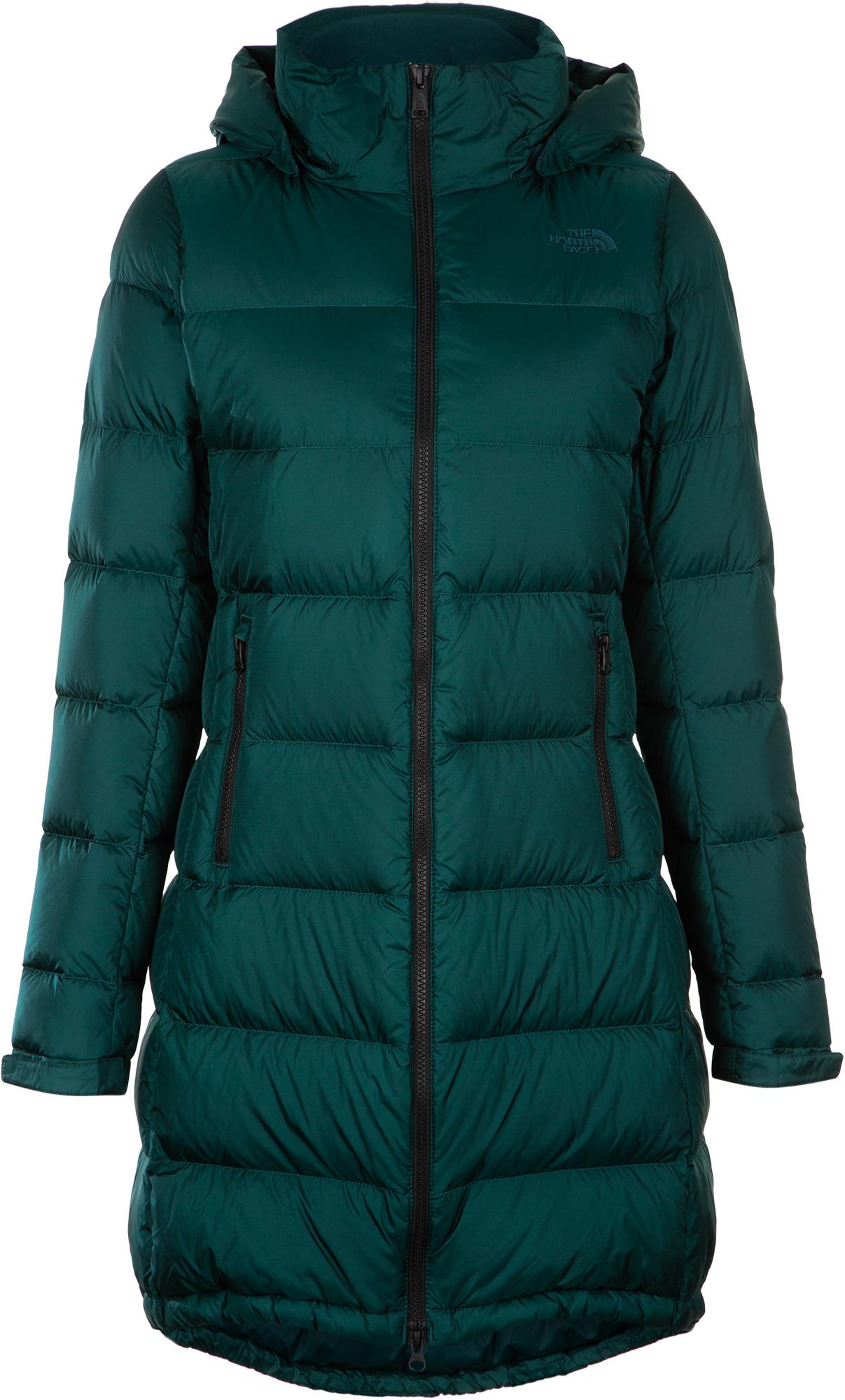 цена на The North Face Куртка пуховая женская The North Face Metropolis, размер 44