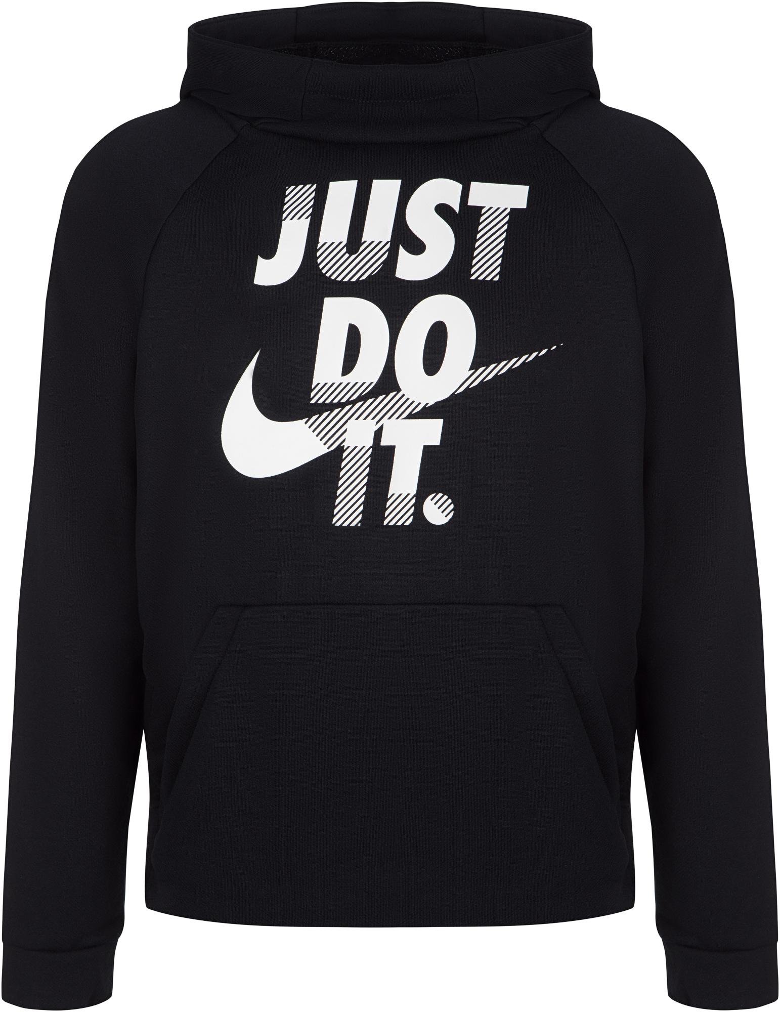 цена Nike Худи для мальчиков Nike Dry, размер 128-137 онлайн в 2017 году