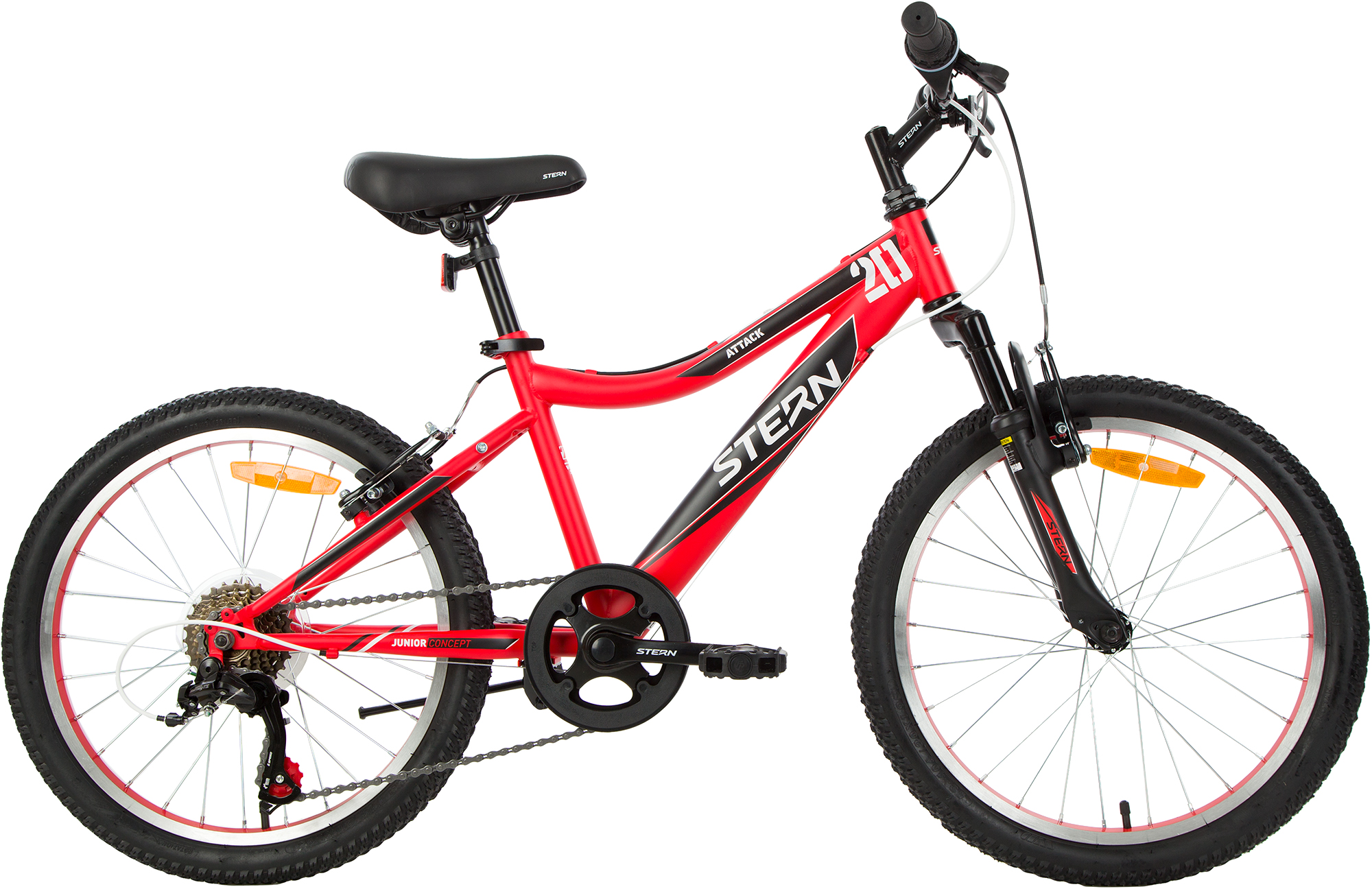 Stern Велосипед подростковый Stern Attack 20 цена