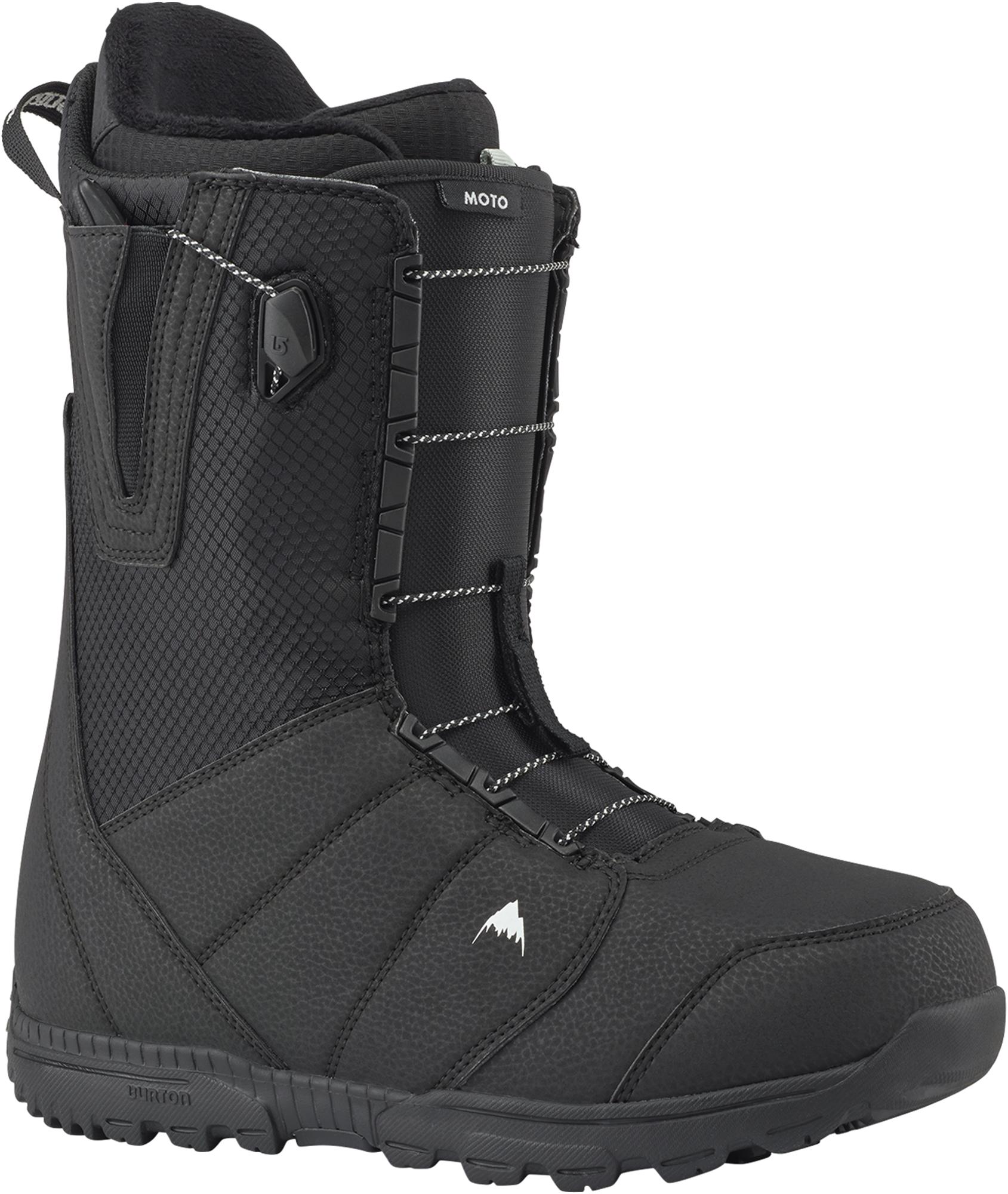 Burton Сноубордические ботинки Burton Moto, размер 42