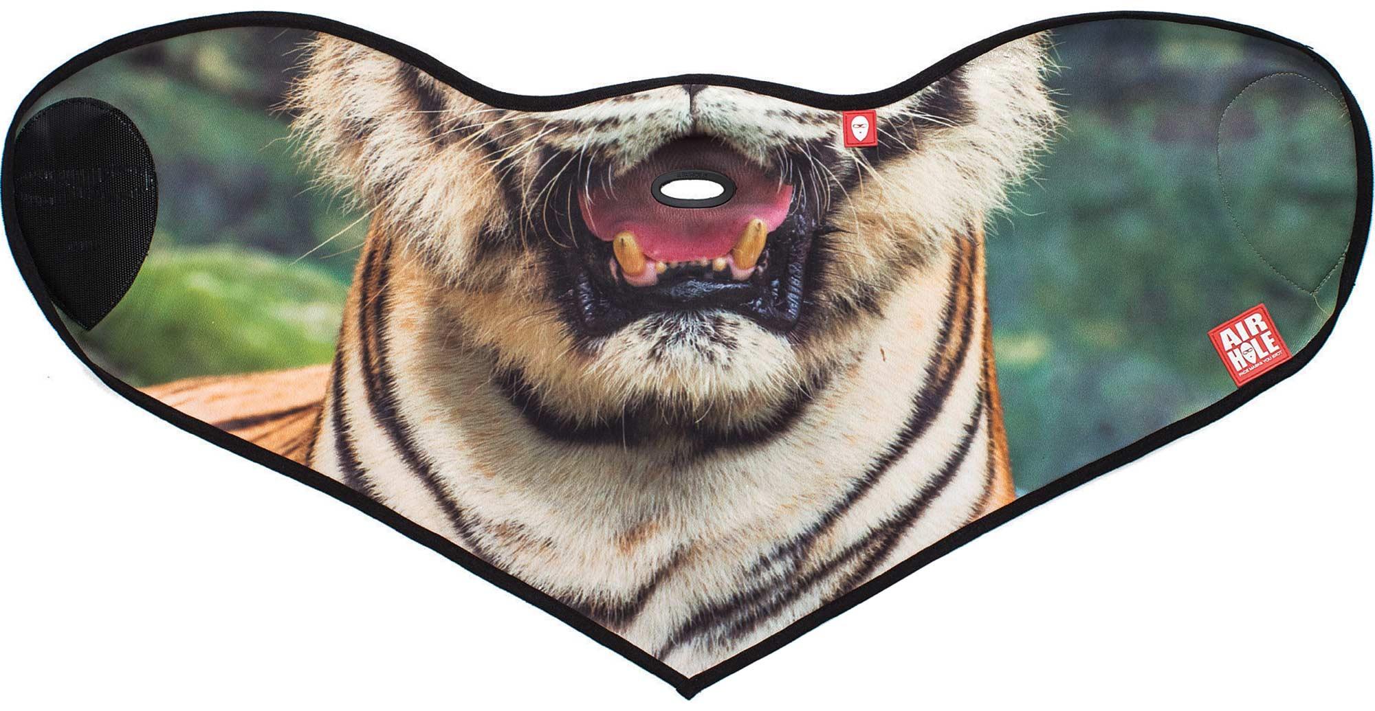 Airhole Маска Airhole Tiger маска от ветра и пыли qing long lin 08