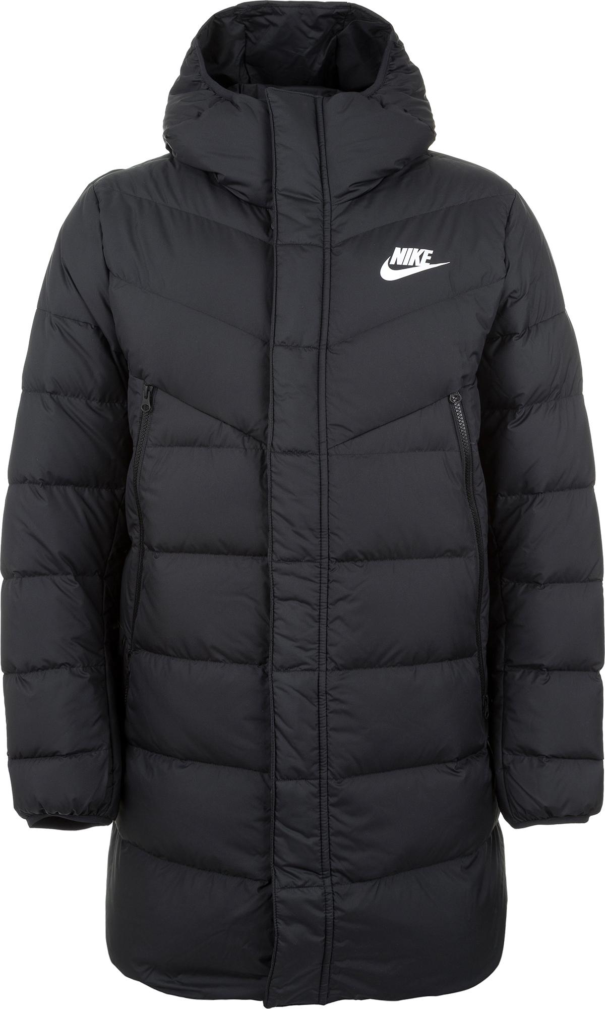 цена на Nike Куртка пуховая мужская Nike Windrunner, размер 54-56