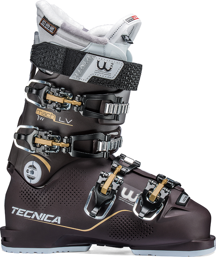 Tecnica Ботинки горнолыжные женские Mach1 LV 95, размер 40