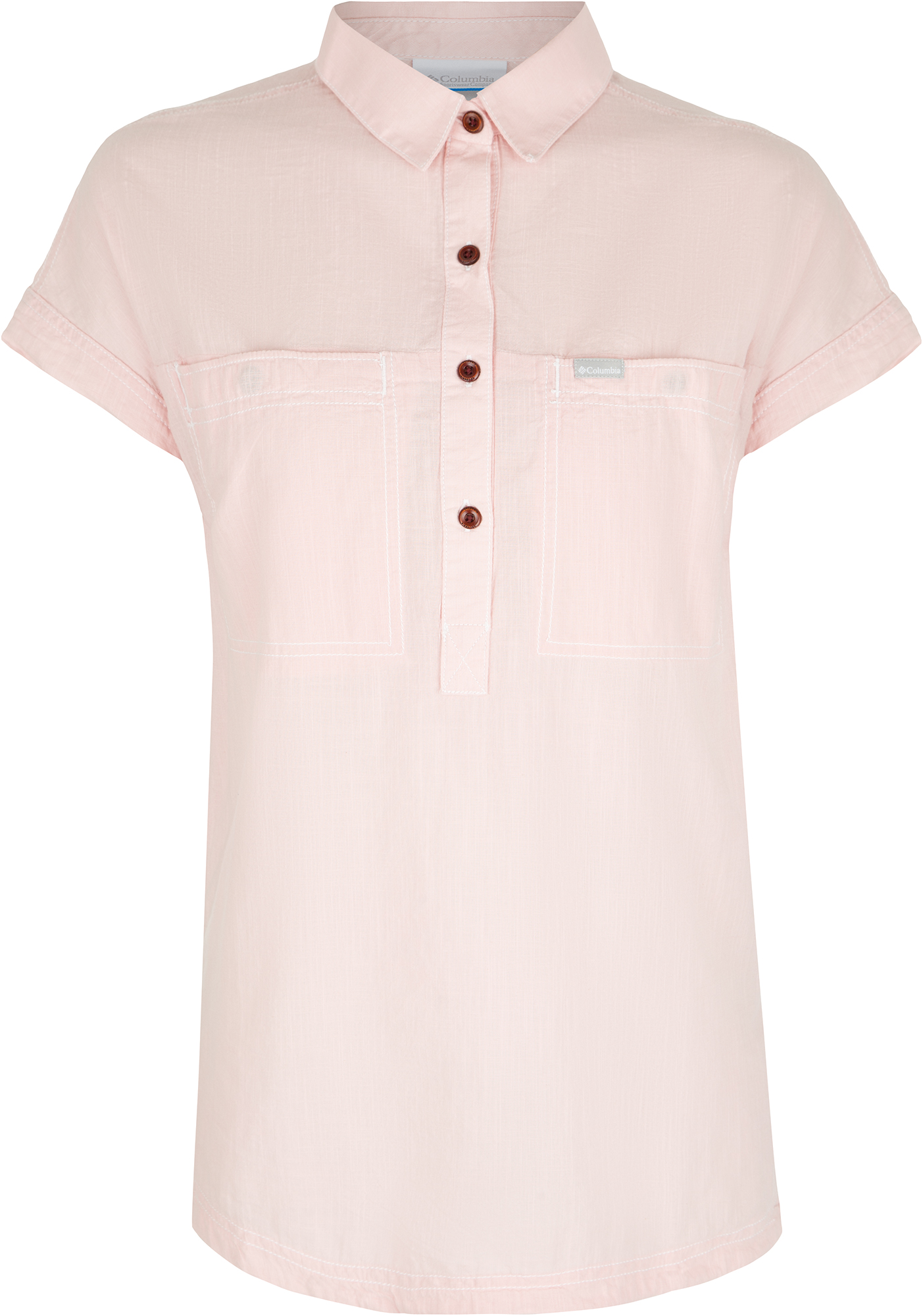Columbia Рубашка женская Columbia Pinnacle Peak Popover, размер 50