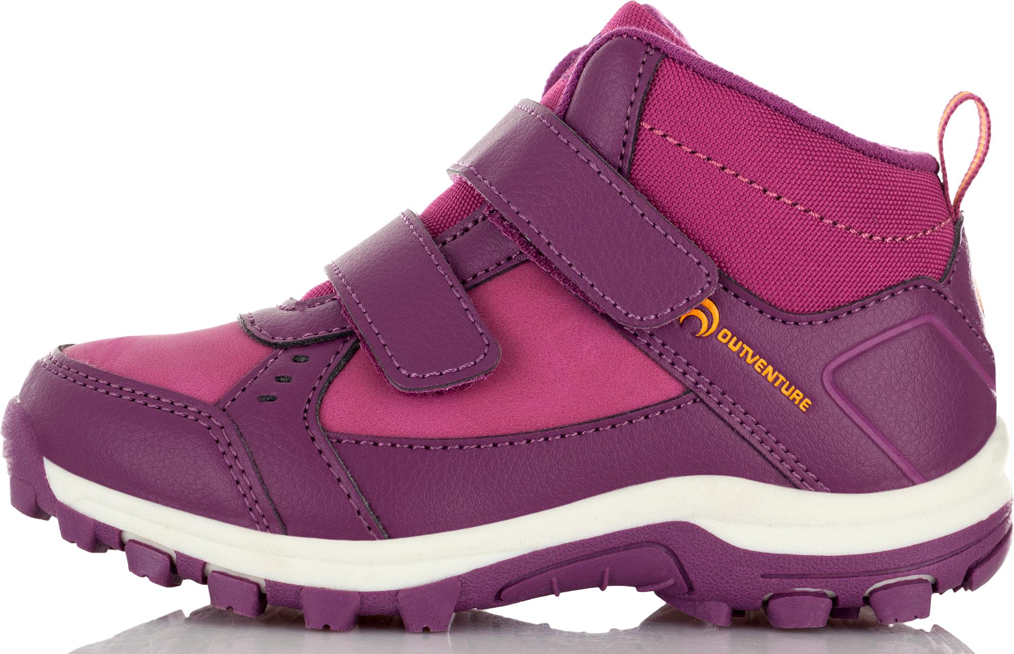 Outventure Ботинки для девочек Outventure Track Mid LK outventure ботинки для мальчиков outventure track mid