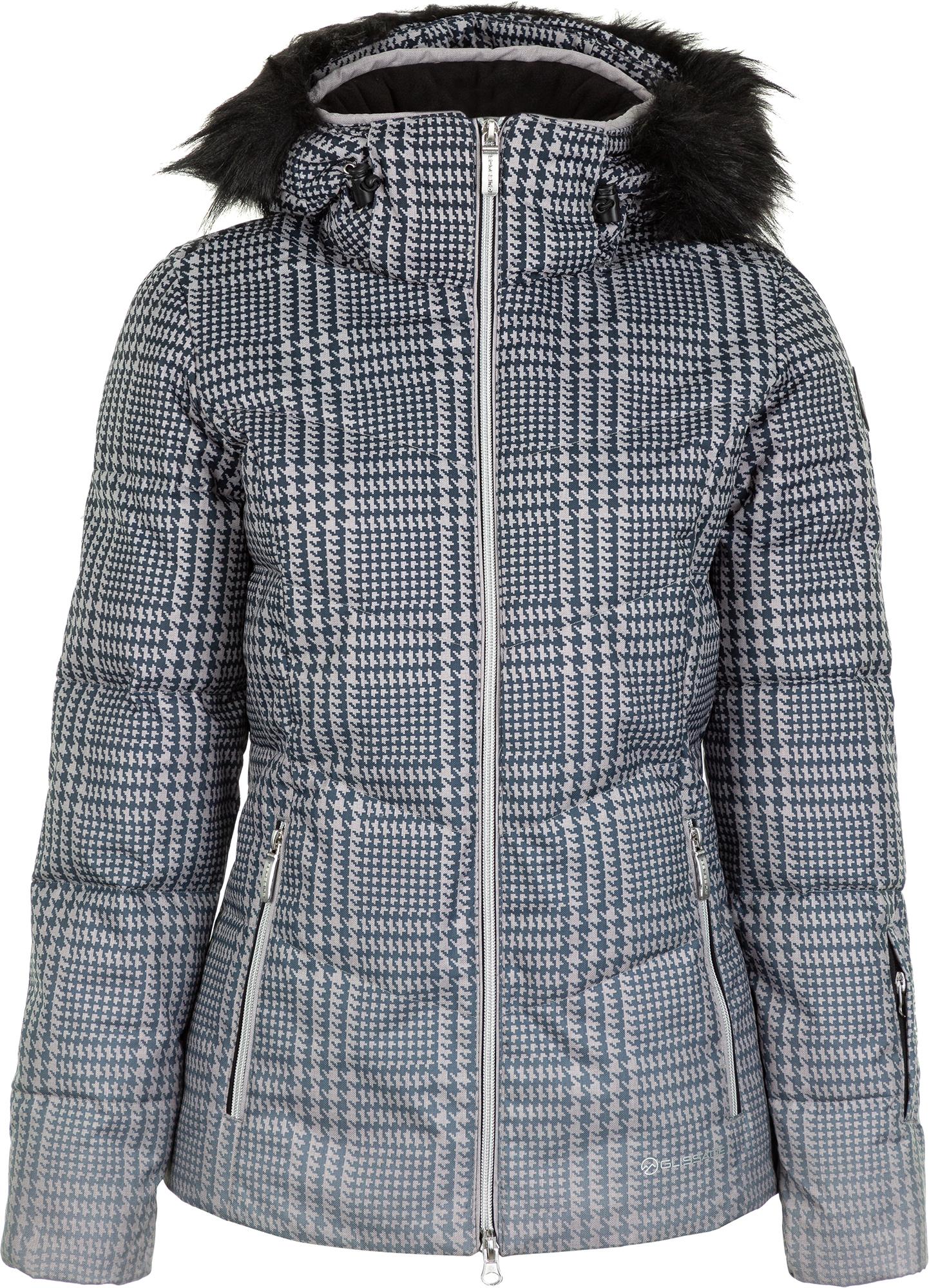 Glissade Куртка пуховая женская Glissade, размер 54