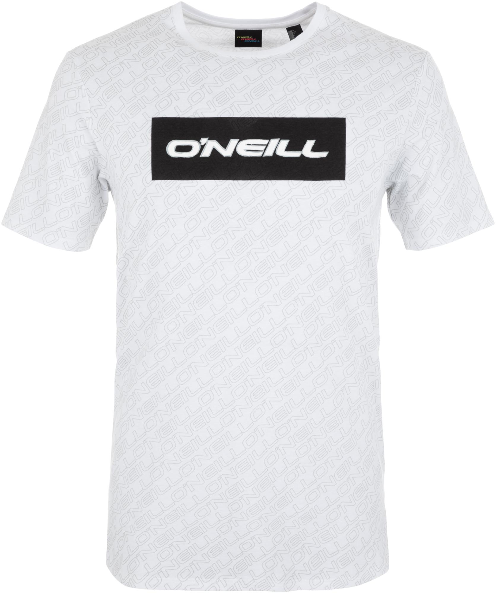 O'Neill Футболка мужская O'Neill Lm All Over Pring, размер 54-56