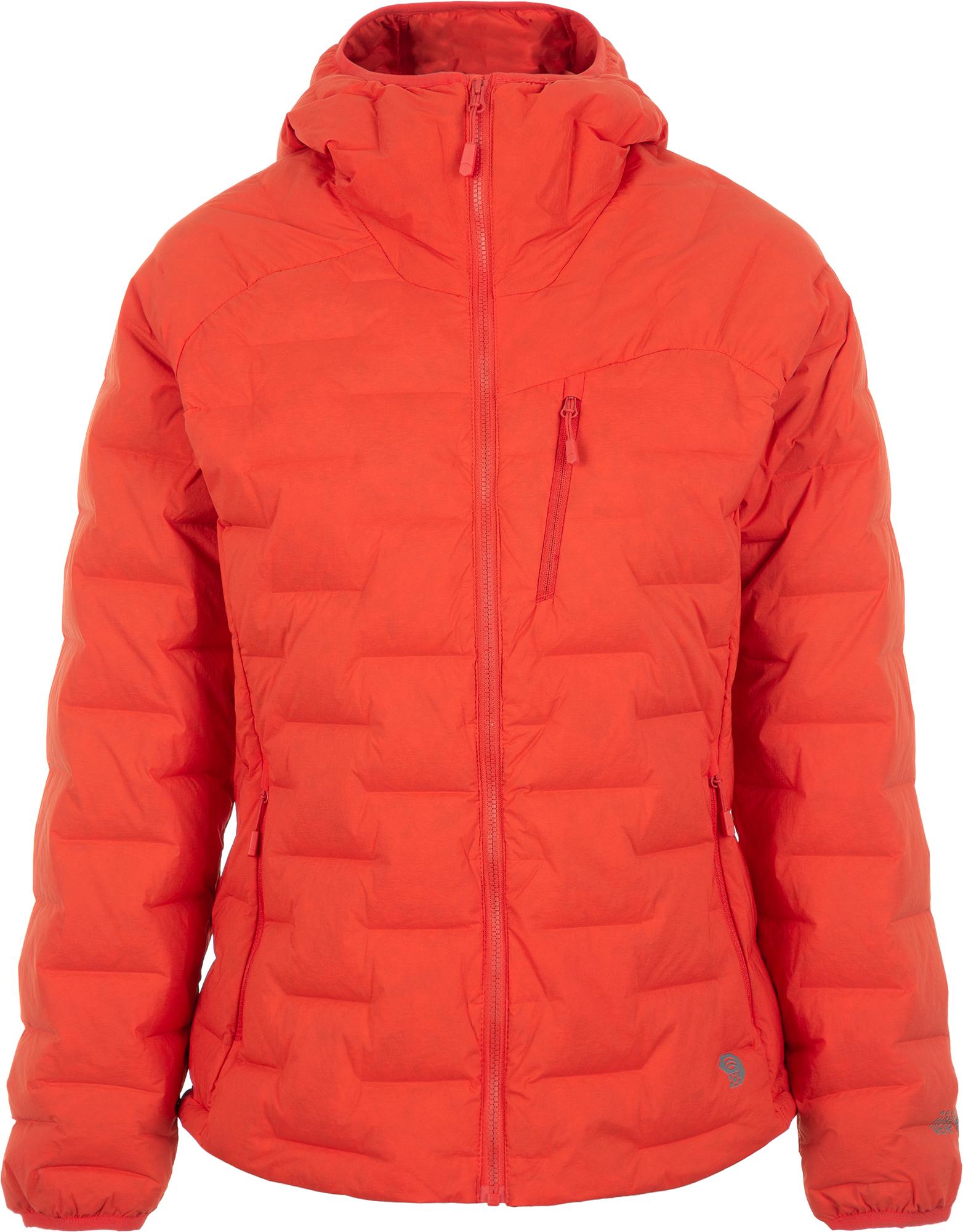 цена Mountain Hardwear Куртка пуховая женская Mountain Hardwear, размер 50 онлайн в 2017 году