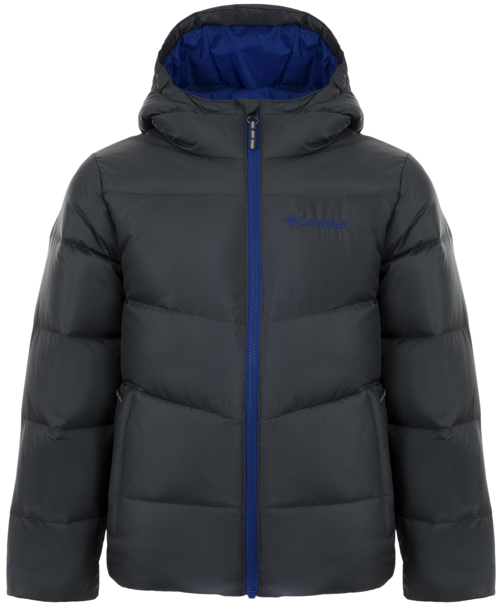 Columbia Куртка пуховая для мальчиков Columbia Space Heater II, размер 160-170 цена