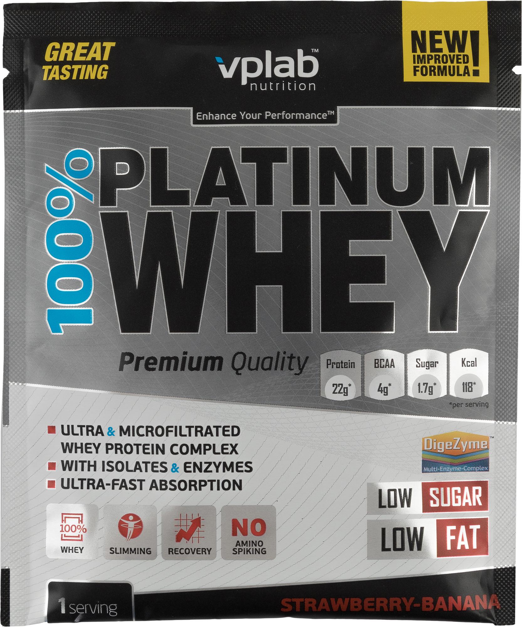 Vplab nutrition Протеин nutrition, клубника и банан