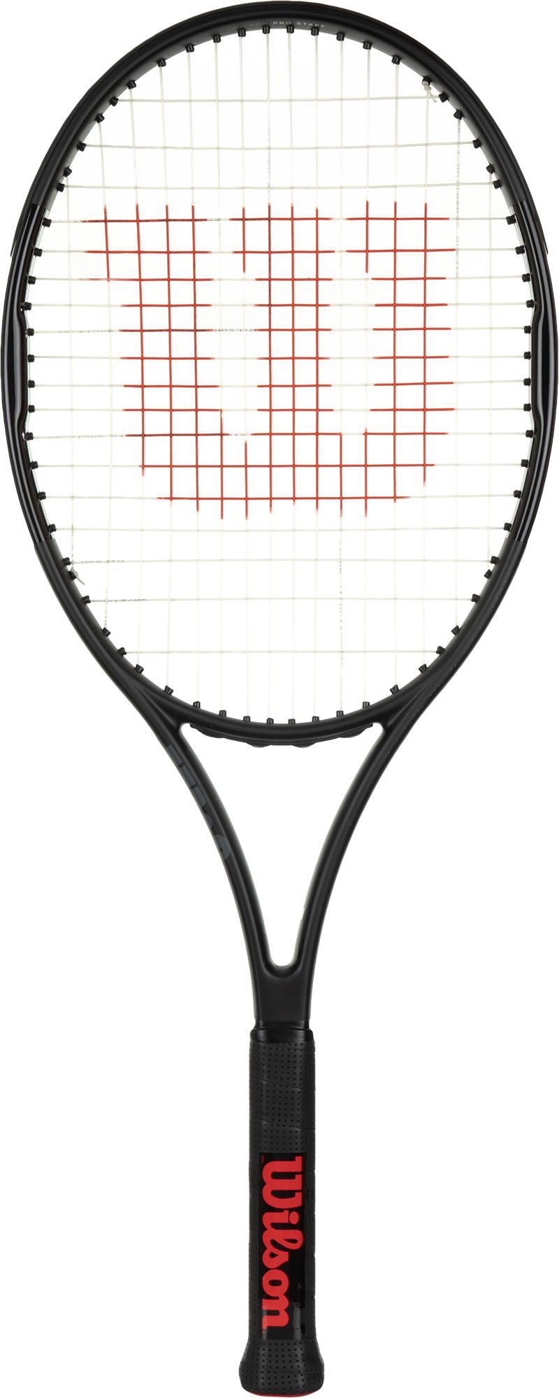 Wilson Ракетка для большого тенниса Wilson PRO STAFF 26, размер Без размера wilson набор мячей для большого тенниса wilson us open x3 размер без размера