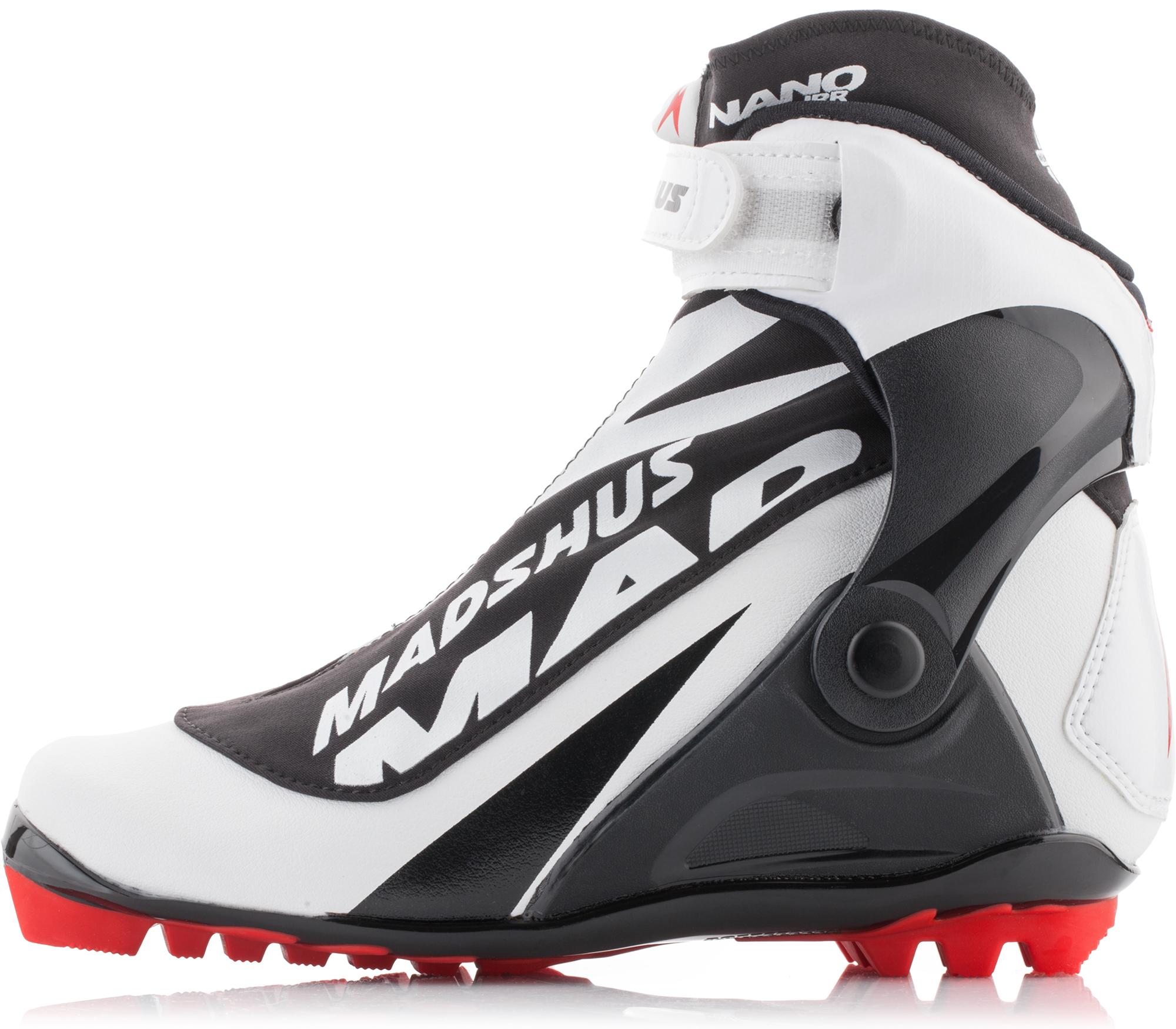 Madshus Ботинки для беговых лыж детские Madshus Nano Jrr