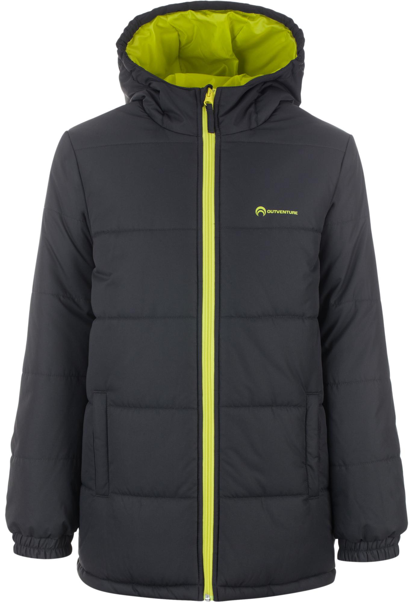 Outventure Куртка утепленная для мальчиков Outventure outventure спальный мешок правый для походов outventure trek t 3