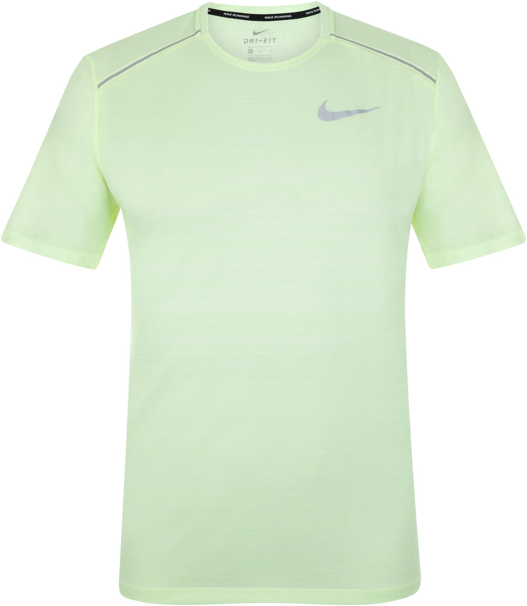 Nike Футболка мужская Nike Dry Miler, размер 50-52