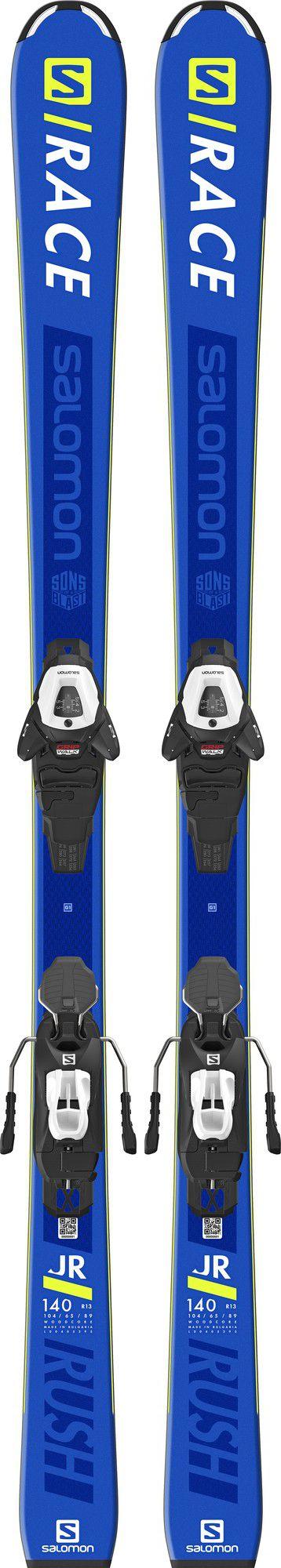 купить Salomon E S/RACE RUSH Jr дешево