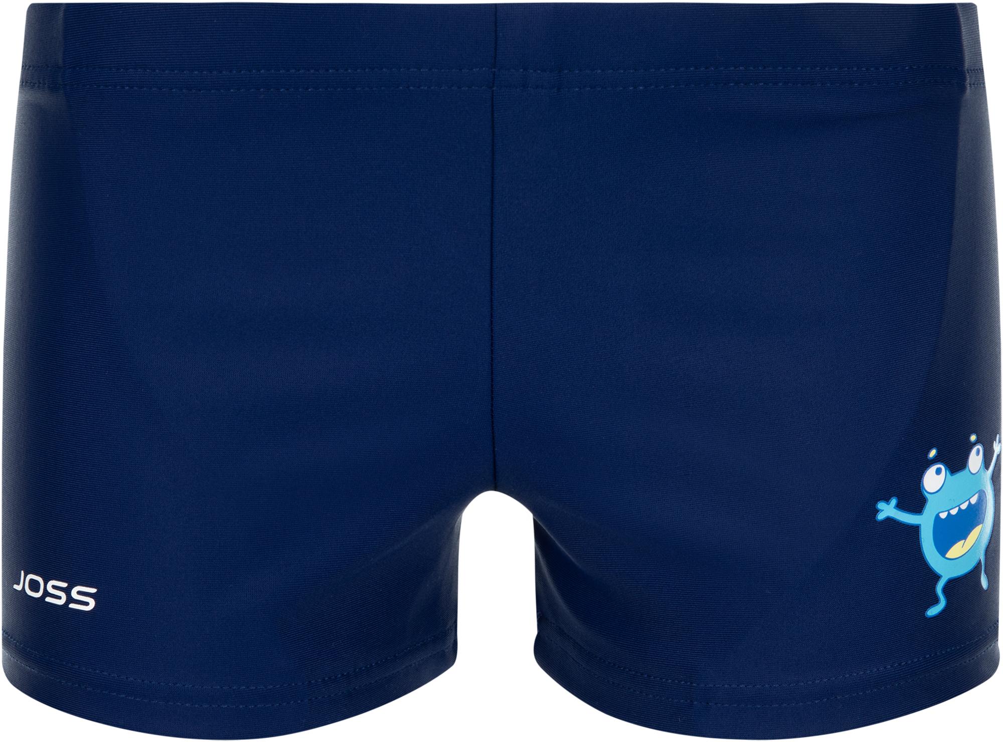 Joss Плавки-шорты для мальчиков Joss, размер 122