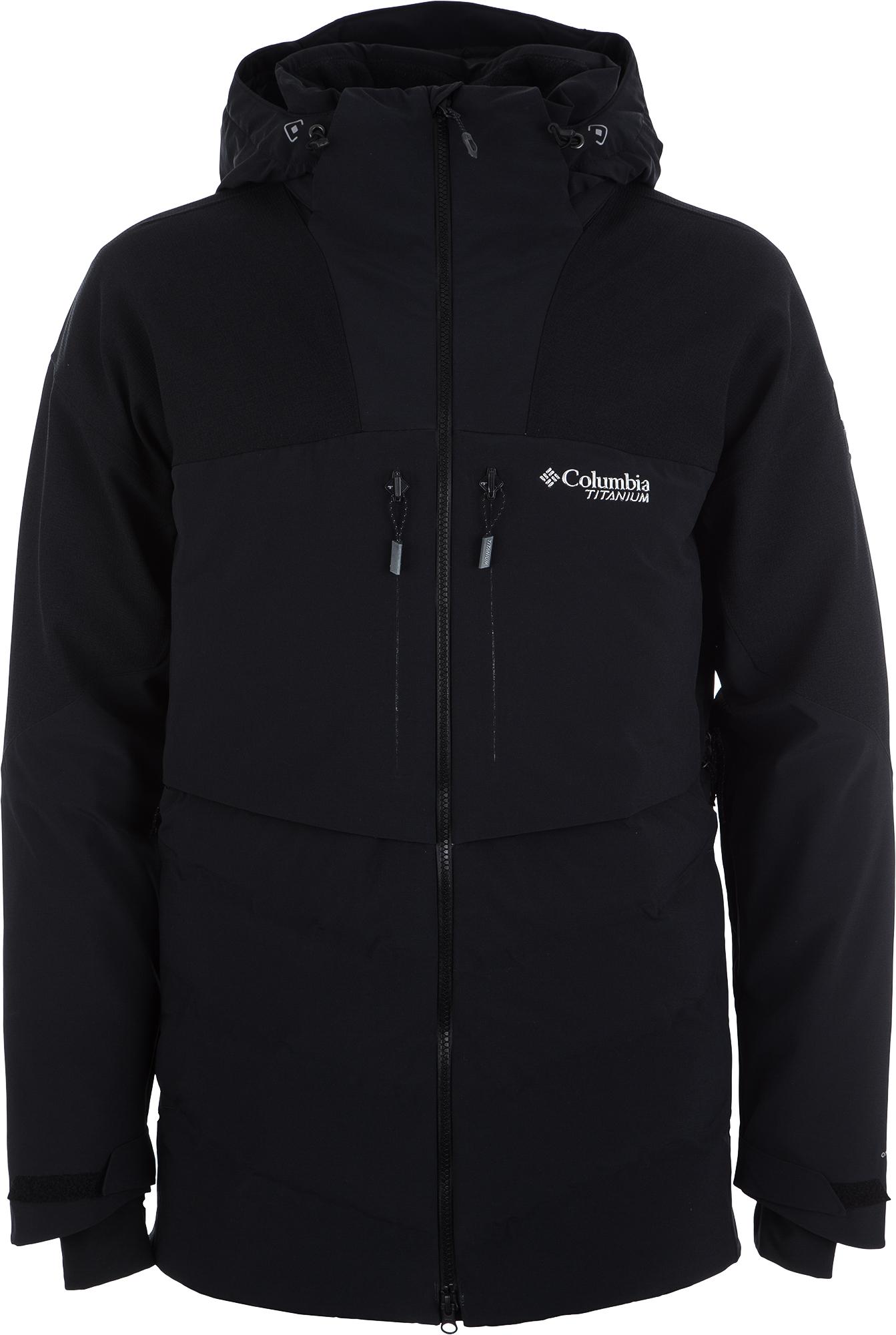 Columbia Куртка пуховая мужская Powder Keg II, размер 46