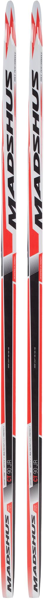 Madshus Беговые лыжи юниорские Madshus CT-90 Jr XС, размер 160
