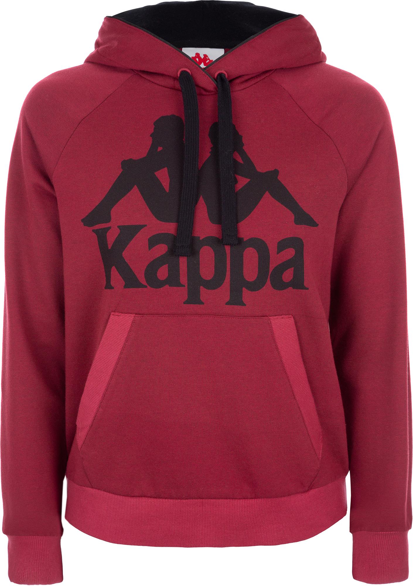 Kappa Худи женская Kappa, размер 50 цена