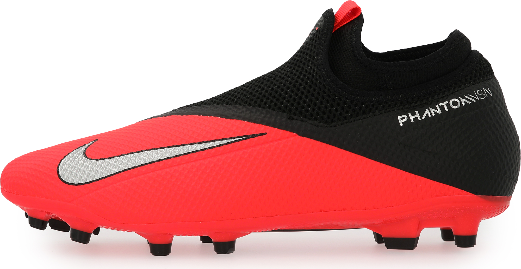 Nike Бутсы мужские Nike Phantom Vsn 2 Academy Df Fg/Mg, размер 43.5 бутсы nike phantom venom academy fg ao0566 008