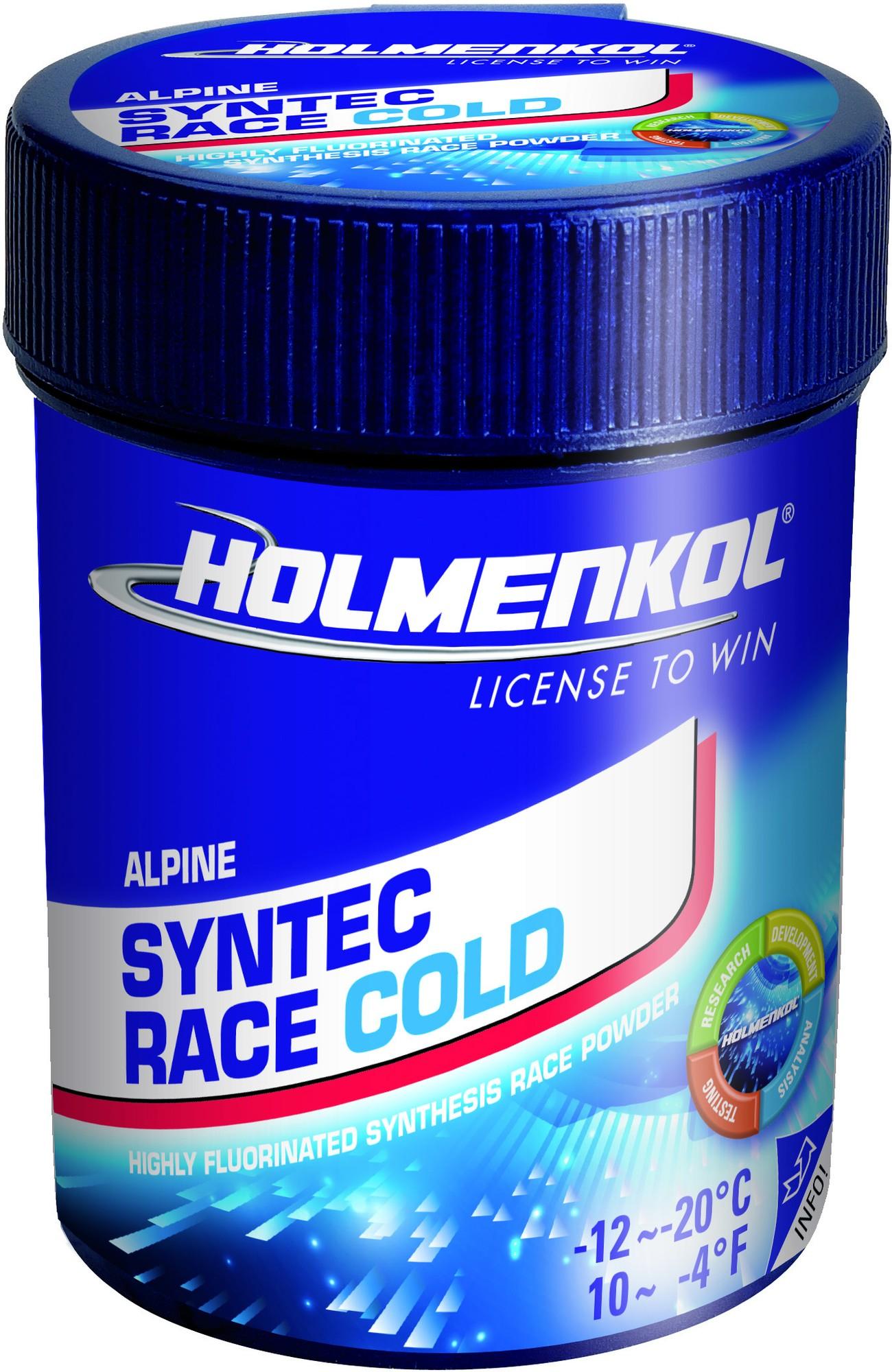 Holmenkol Мазь скольжения HOLMENKOL Syntec Race Cold, -12С/-20С