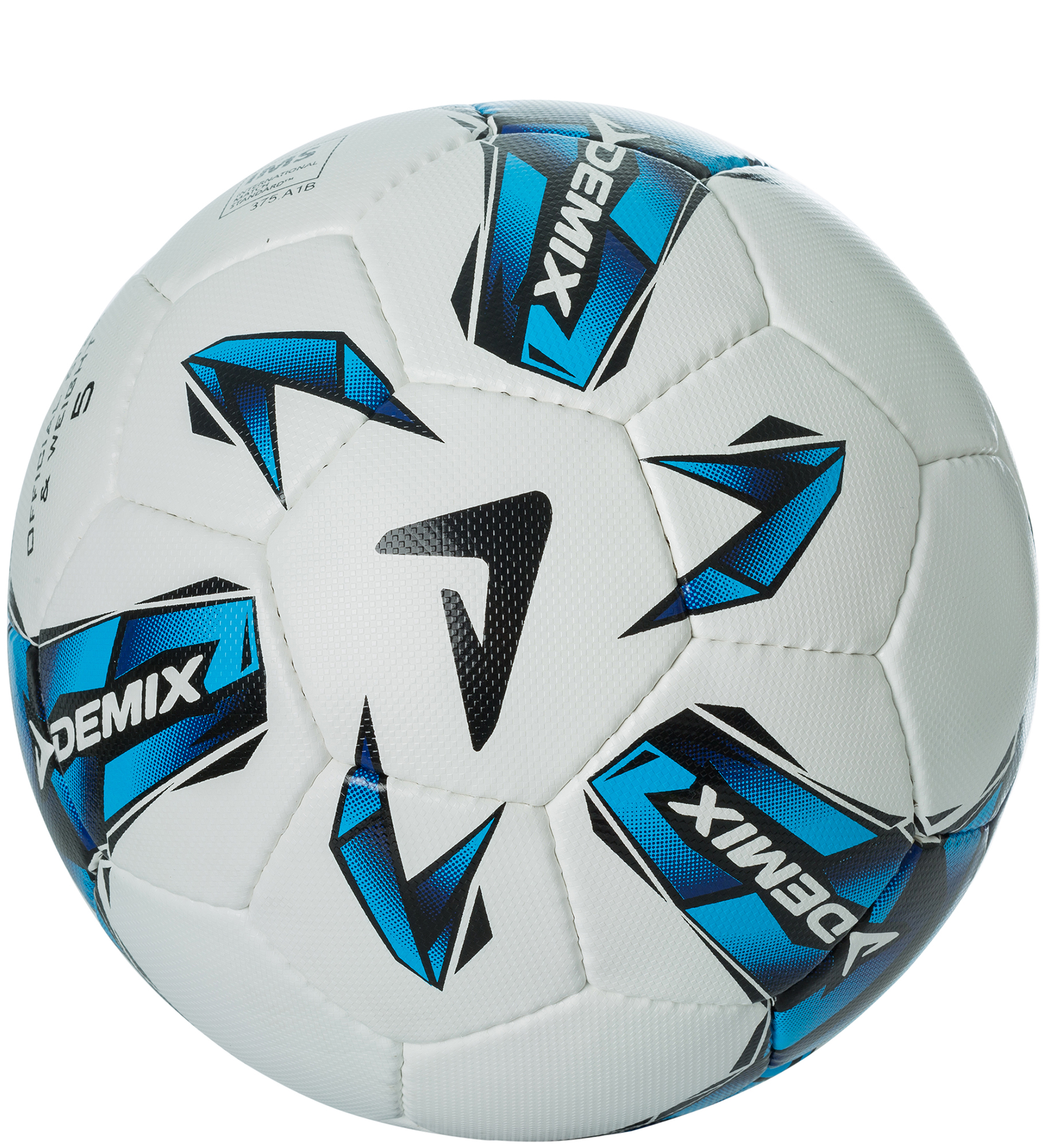 Demix Мяч футбольный Demix аккумулятор mango mf 10000 10000mah black mf 10000bl