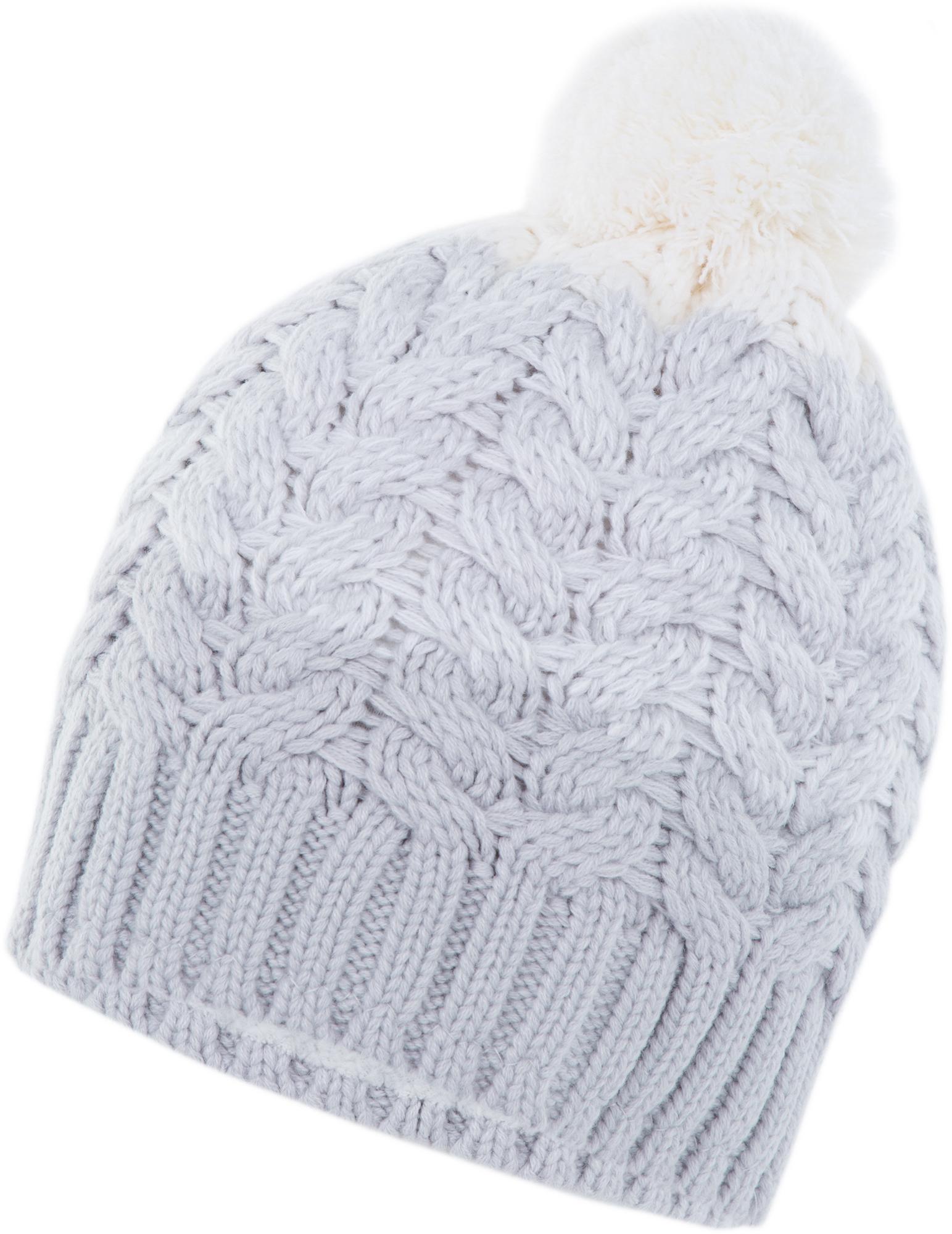 Salomon Шапка женская Salomon Poly Beanie шапка женская puma archive wm fold beanie цвет серый 02133402 размер универсальный