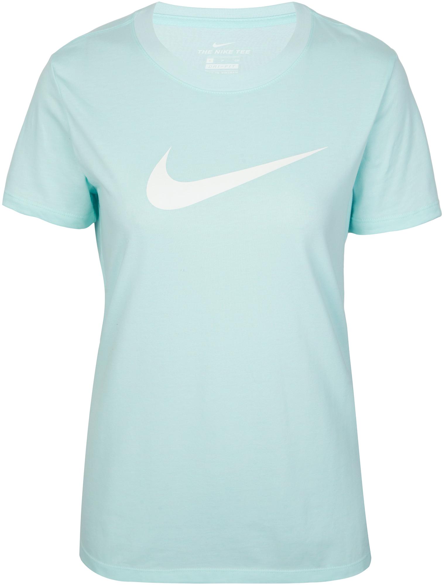Nike Футболка женская Nike Dry, размер 40-42 цена