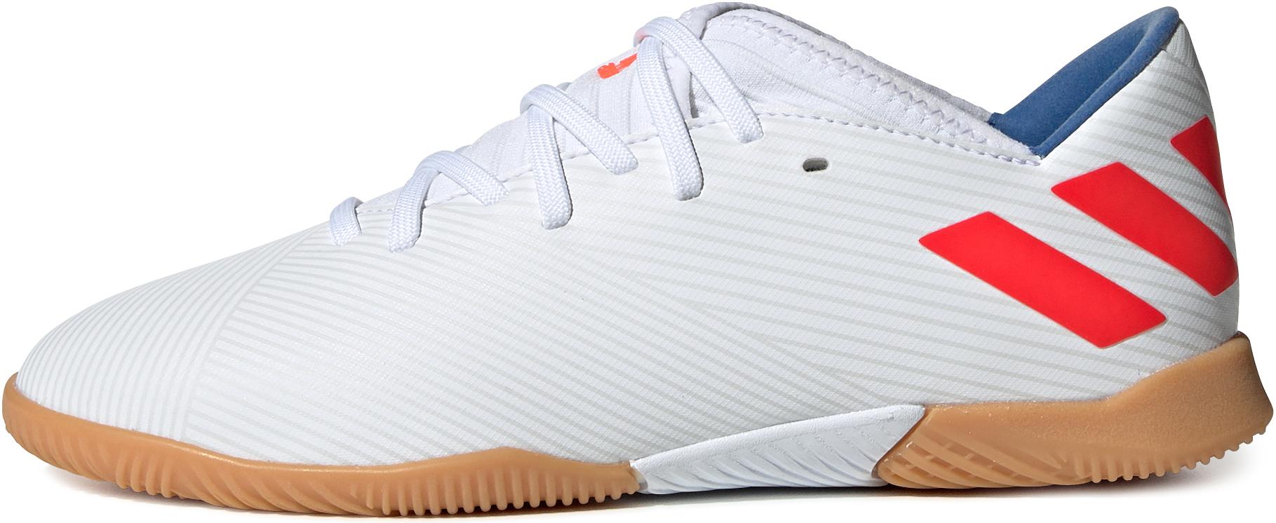 Adidas Бутсы детские Adidas Nemeziz Messi 19.3 IN, размер 35.5 кроссовки детские adidas цвет белый cg6708 размер 31 19