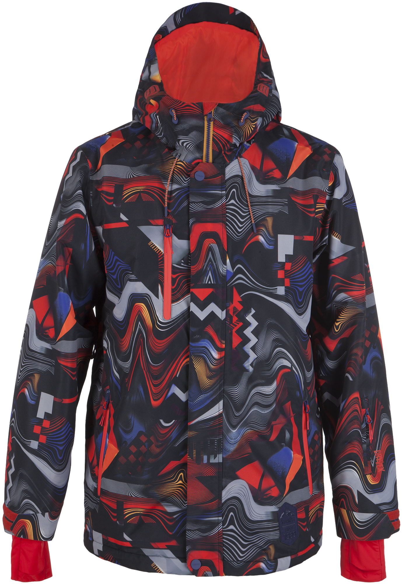 Termit Куртка утепленная мужская Termit, размер 52