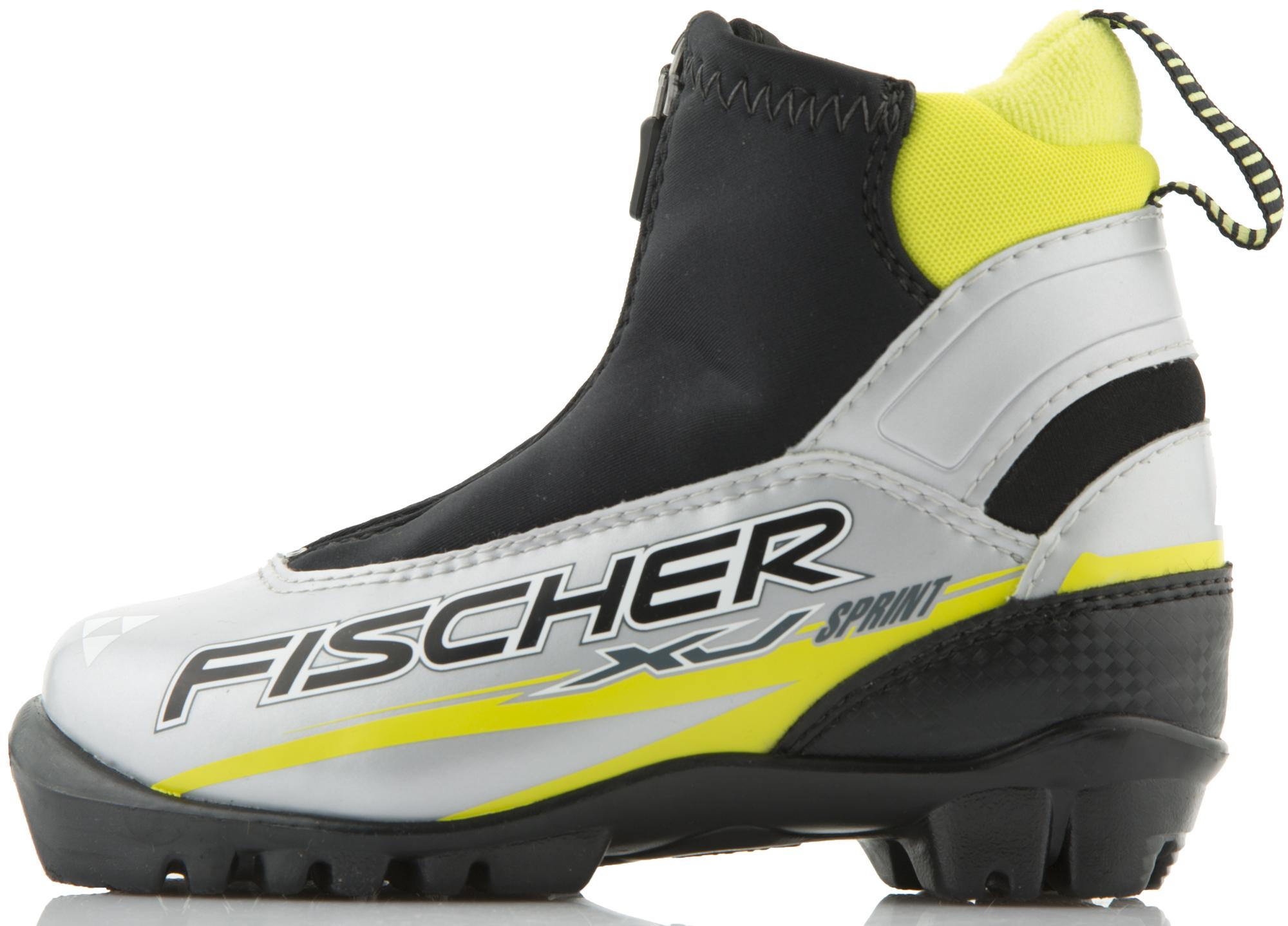 Fischer Ботинки для беговых лыж детские Fischer XJ Sprint