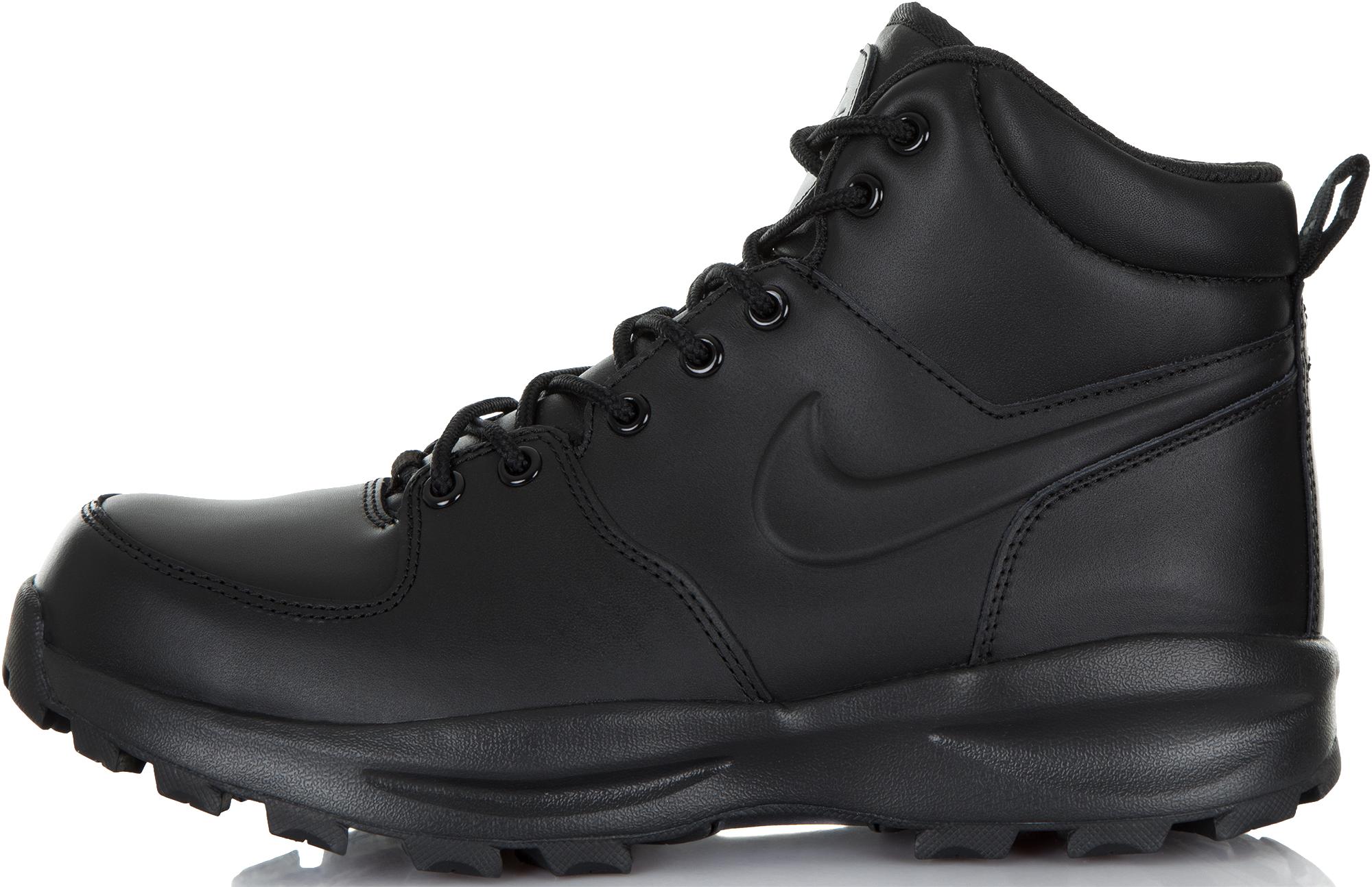 Nike Кроссовки утепленные мужские Nike Manoa Leather, размер 44 цена 2017