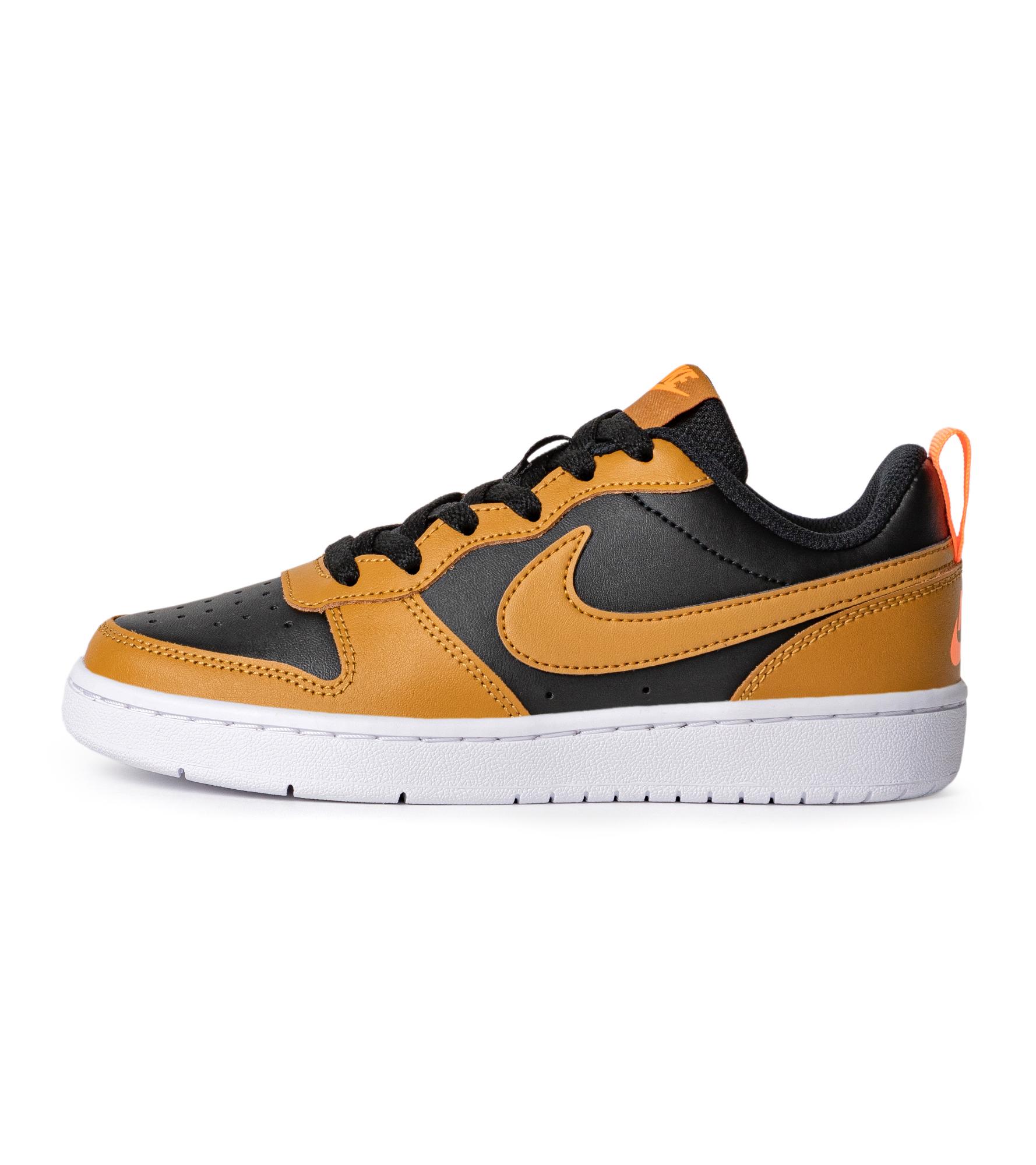 Nike Кеды для мальчиков Court Borough Low 2, размер 34,5