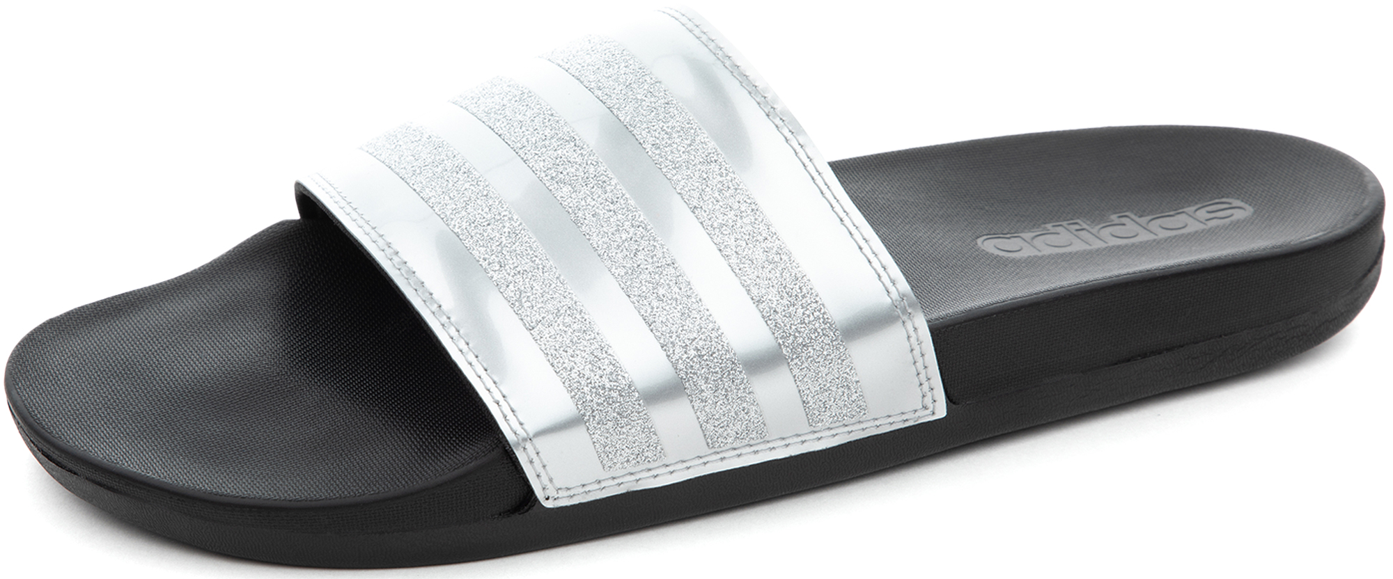 Adidas Шлепанцы женские Adidas Adilette Comfort, размер 38 шлепанцы женские rider цвет черный розовый 82611 22295 размер 39 38